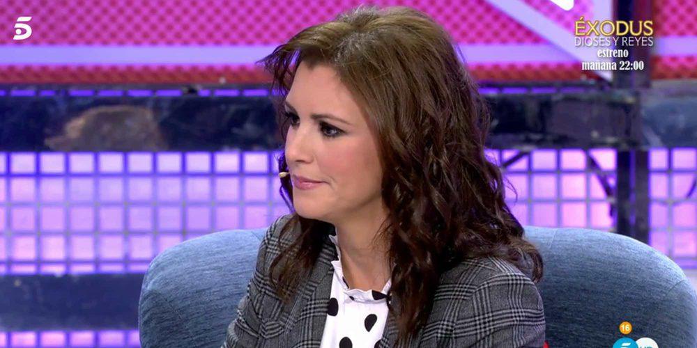 María Jesús Ruiz reconoce que se inventó las acusaciones de maltrato psicológico por parte de Gil Silgado