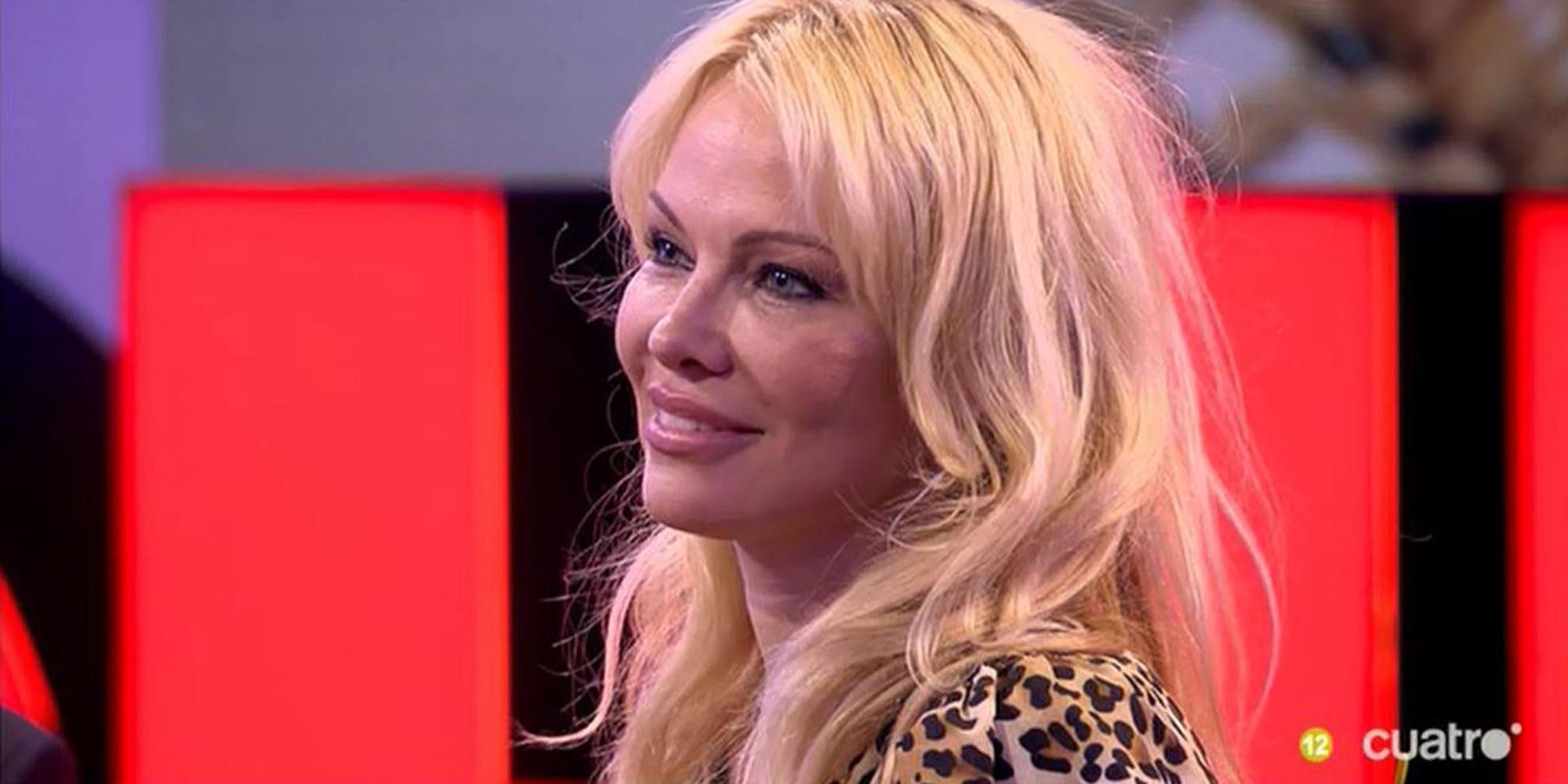 """Pamela Anderson: """"Me han ofrecido mucho dinero por compartir jacuzzi con algunas personas"""""""