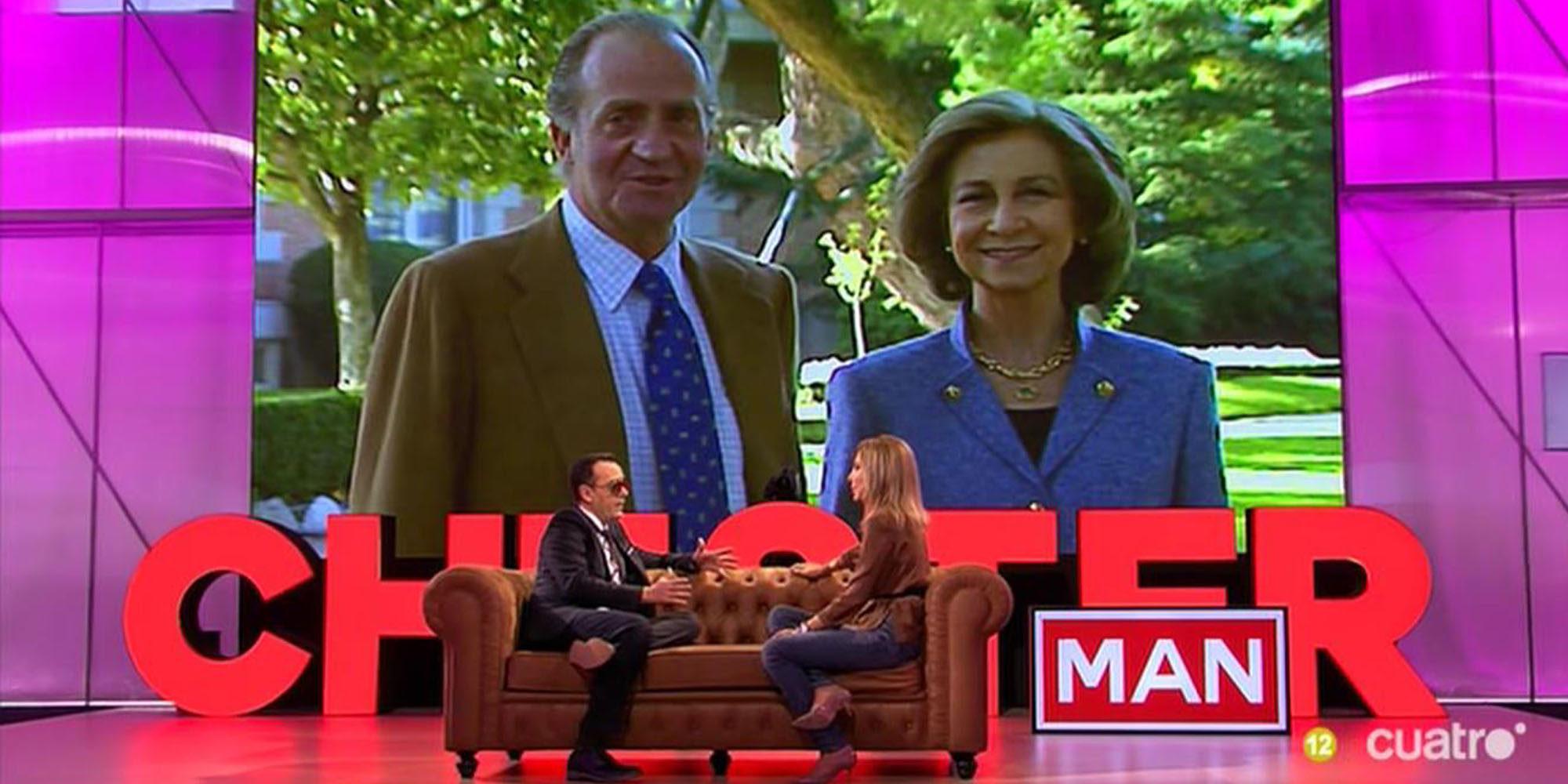 """Pilar Eyre: """"Puede que el Rey Don Juan Carlos no solo tenga tres hijos"""""""