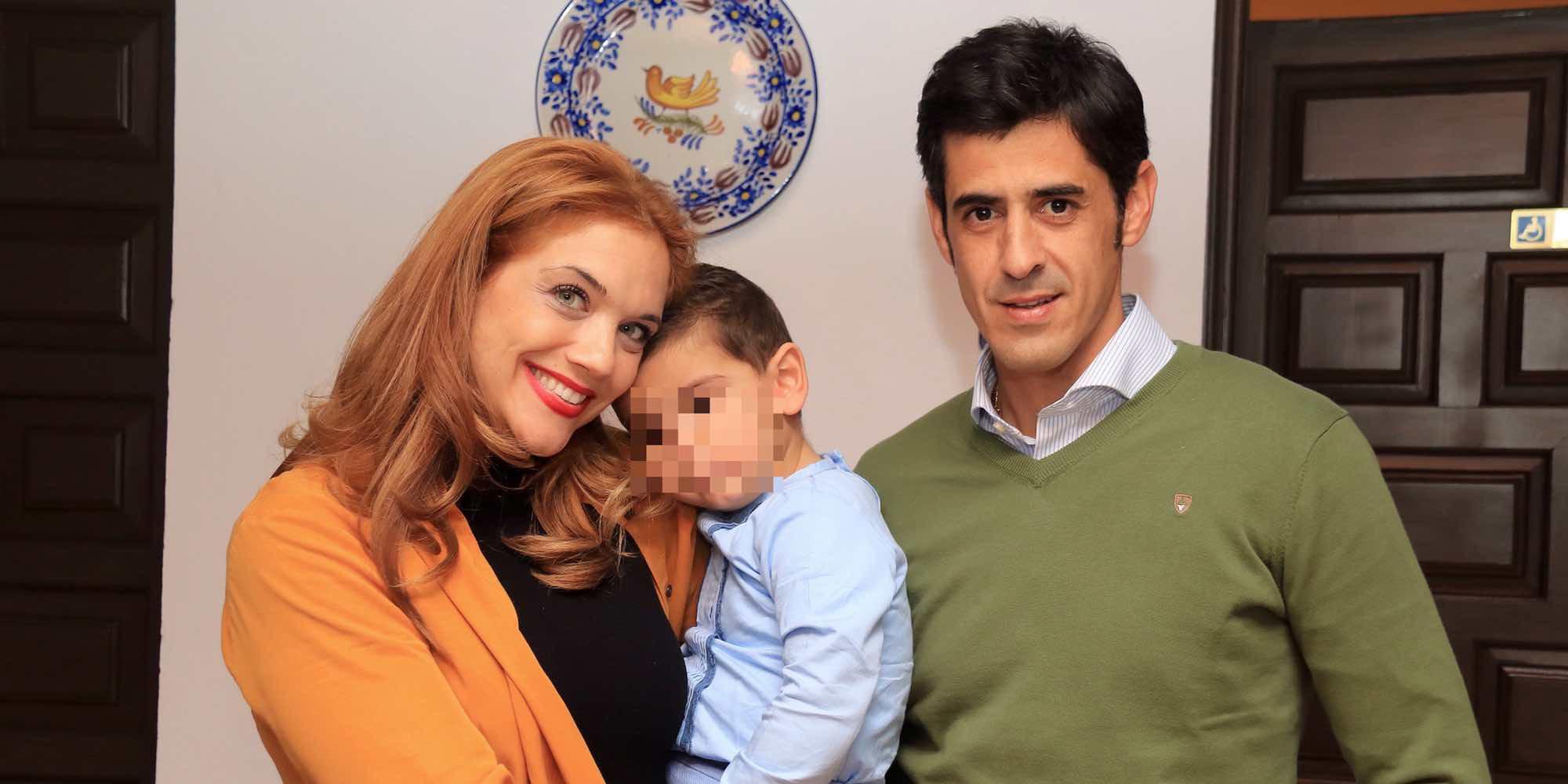 Víctor Janeiro Trapote celebra su segundo cumpleaños sobre la pasarela