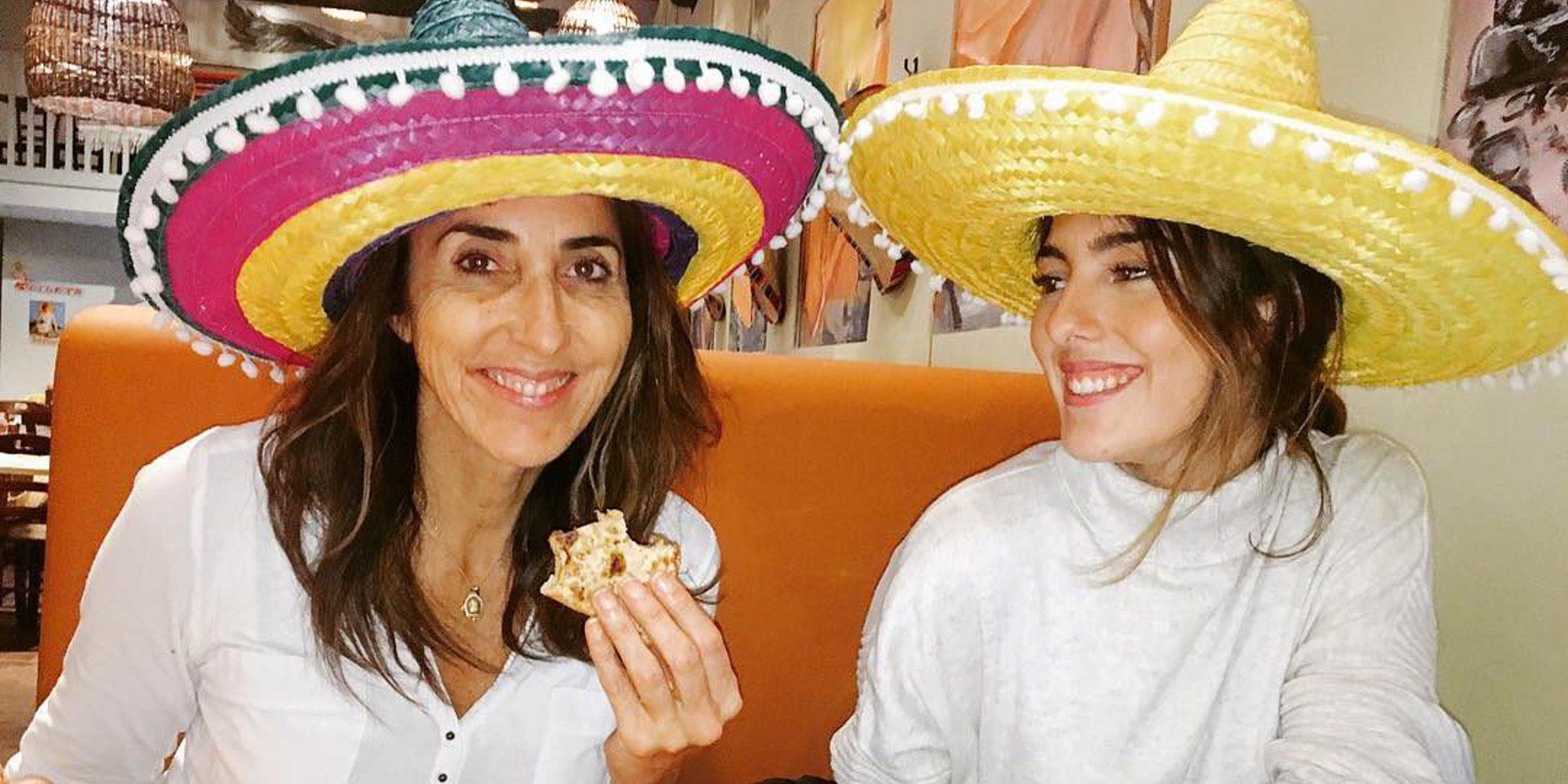 Paz Padilla vuelve a Londres para ver a su hija Anna por Navidad