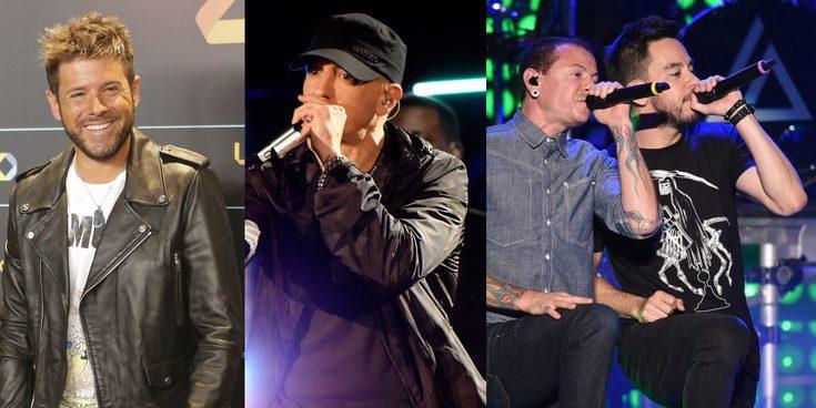 Eminem, Pablo López y Linkin Park, protagonistas de los lanzamientos musicales de la semana