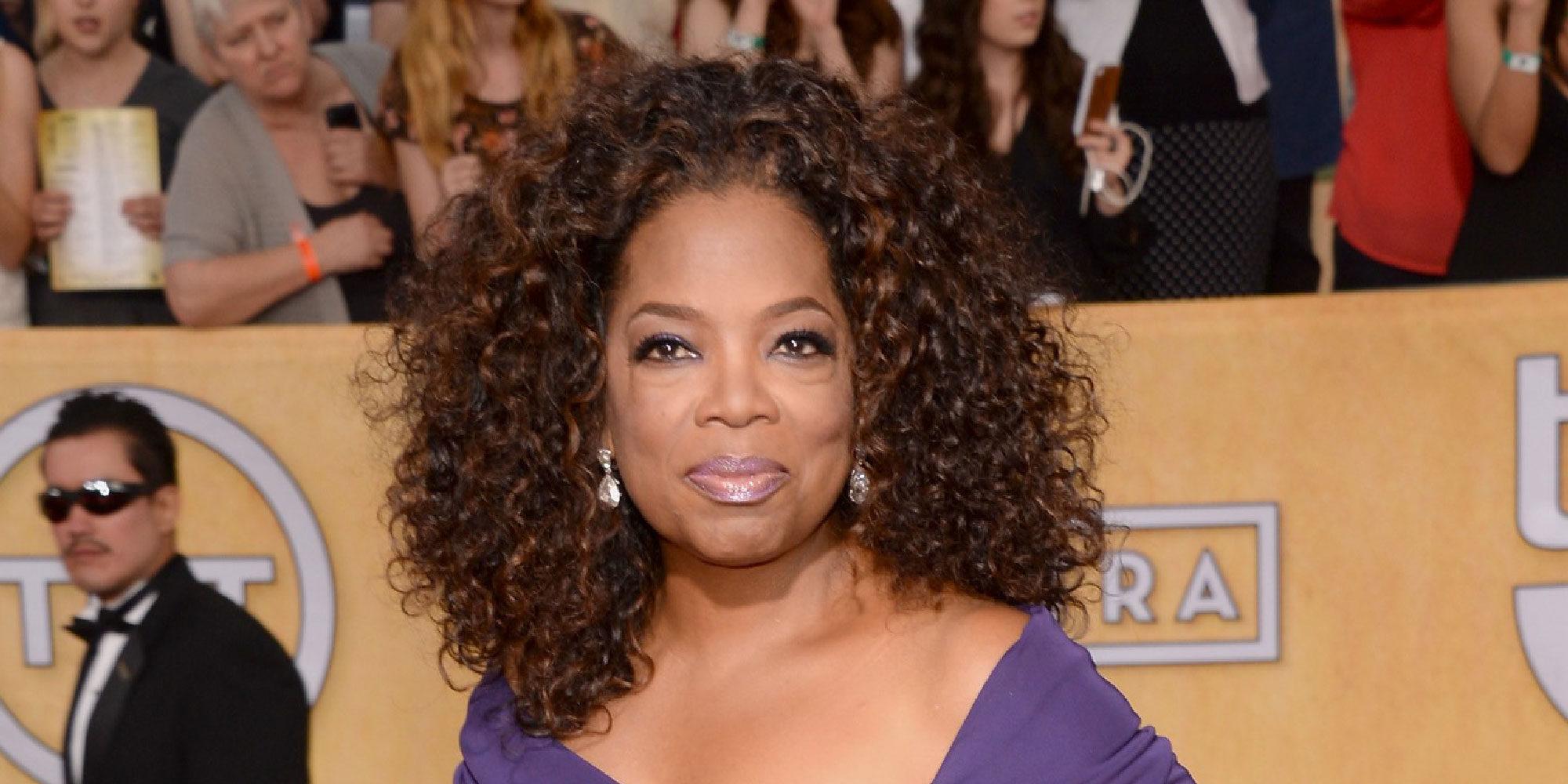 Oprah Winfrey será galardonada con el premio honorífico en los Globos de Oro 2018