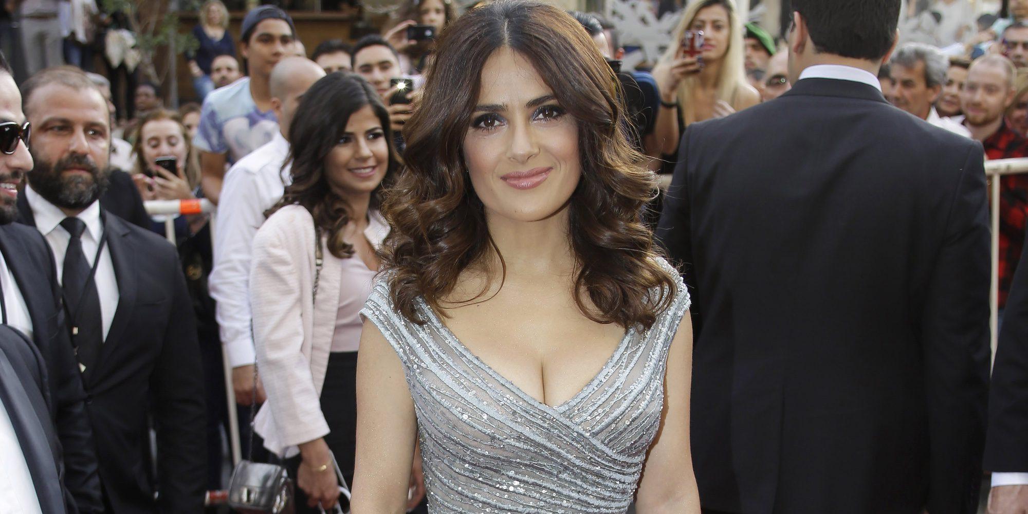 """Harvey Weinstein: """"Las acusaciones de Salma Hayek no son precisas"""""""