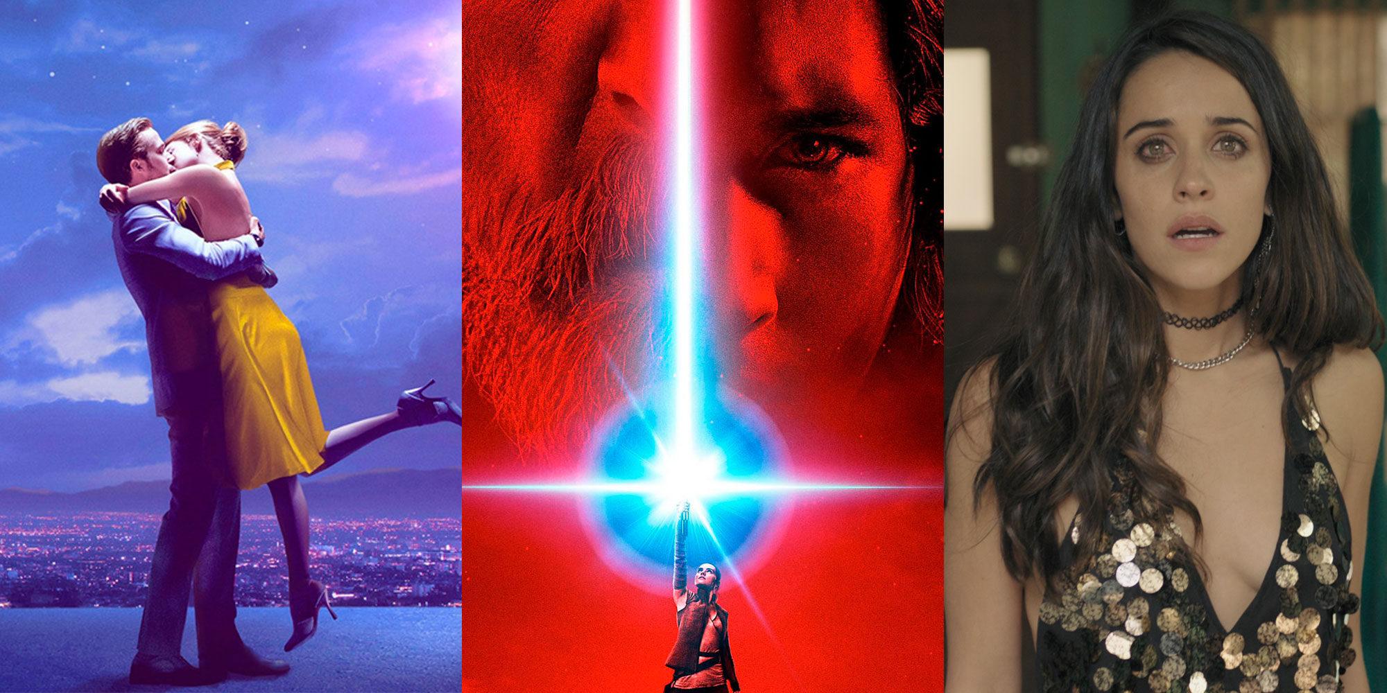 Las 12 películas que han marcado 2017