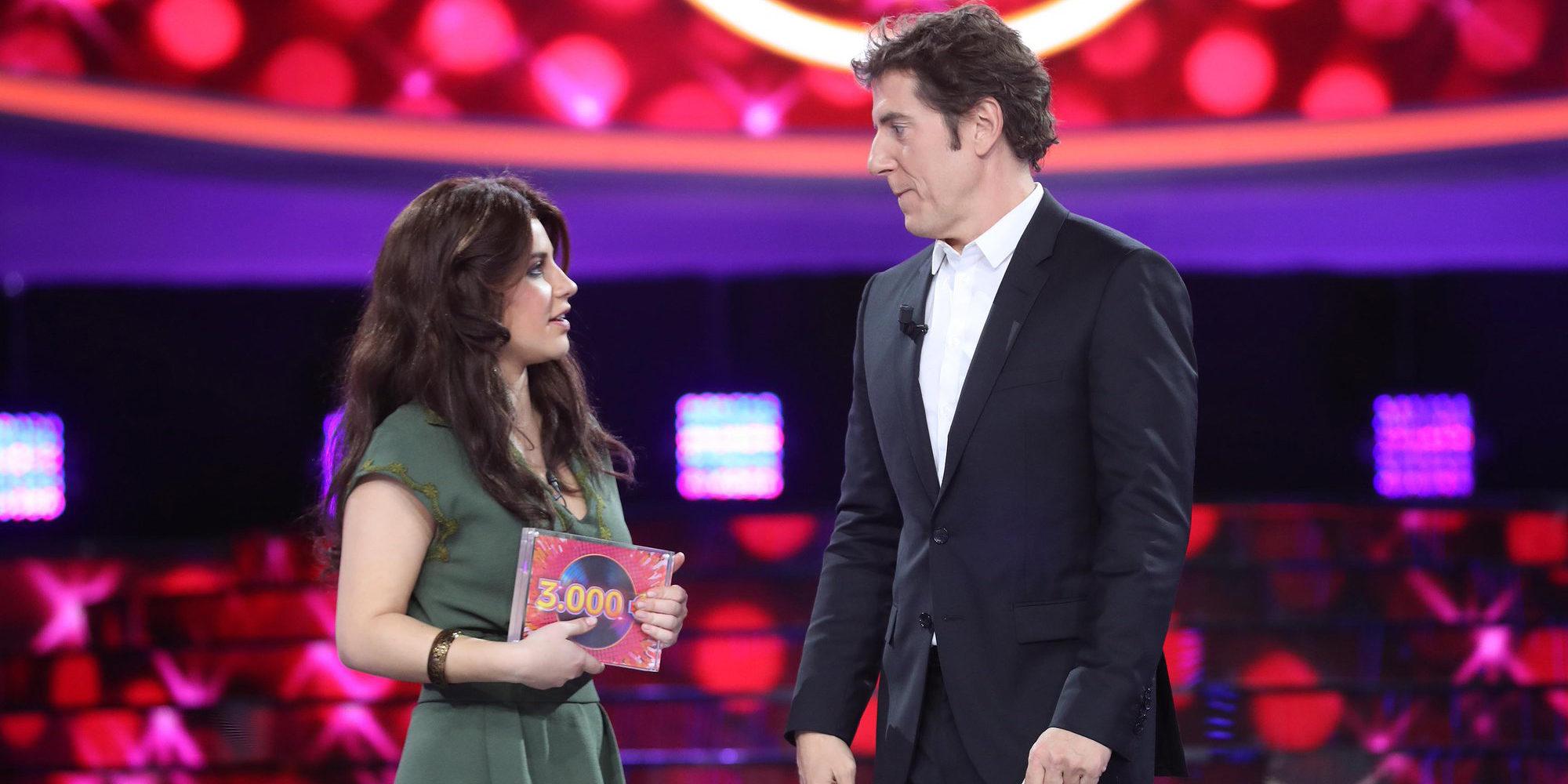 Lucía Gil, ganadora de la gala 11 de 'Tu cara me suena 6'