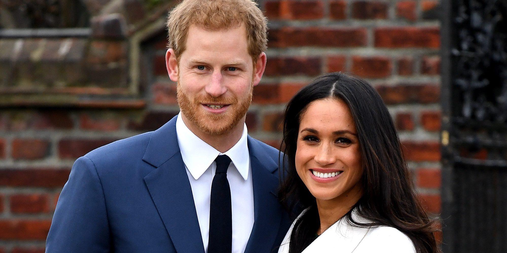 La fiebre por la boda del Príncipe Harry y Meghan Markle provoca el lleno absoluto en Windsor para el 19 de mayo
