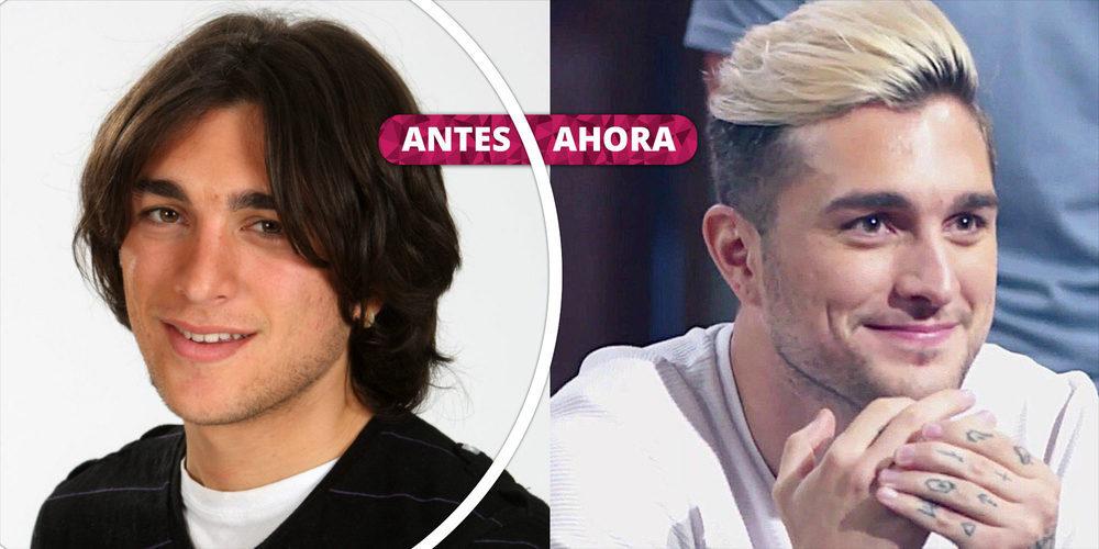 Así ha cambiado Samuel Cuenda: De octavo finalista de 'OT 2009' a tercer finalista de 'La Voz 5'