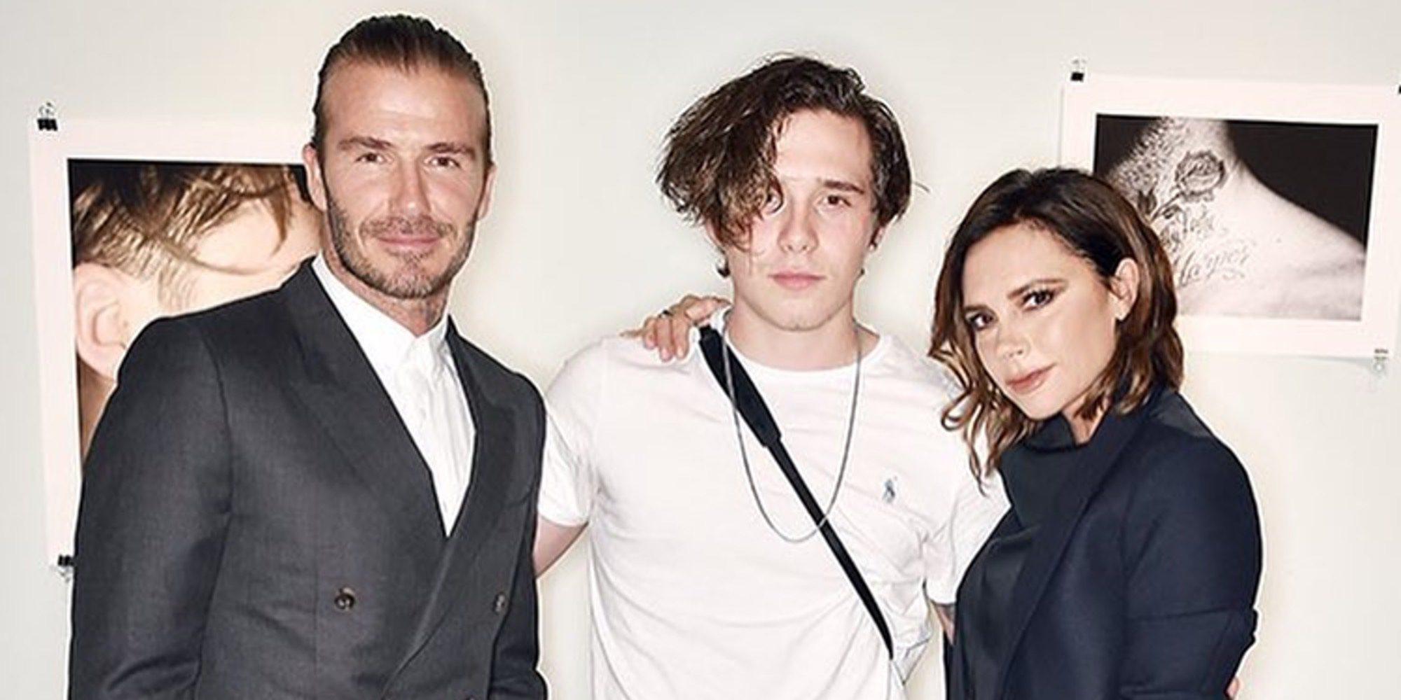 El mejor regalo de David y Victoria Beckham por Navidad: Brooklyn Beckham ya ha vuelto a casa