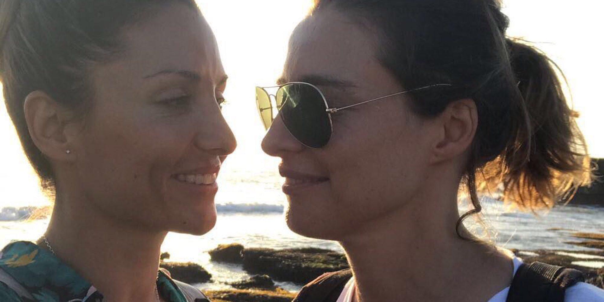 "Sandra Barneda y Nagore Robles derrochan amor: ""I love Sunday"""