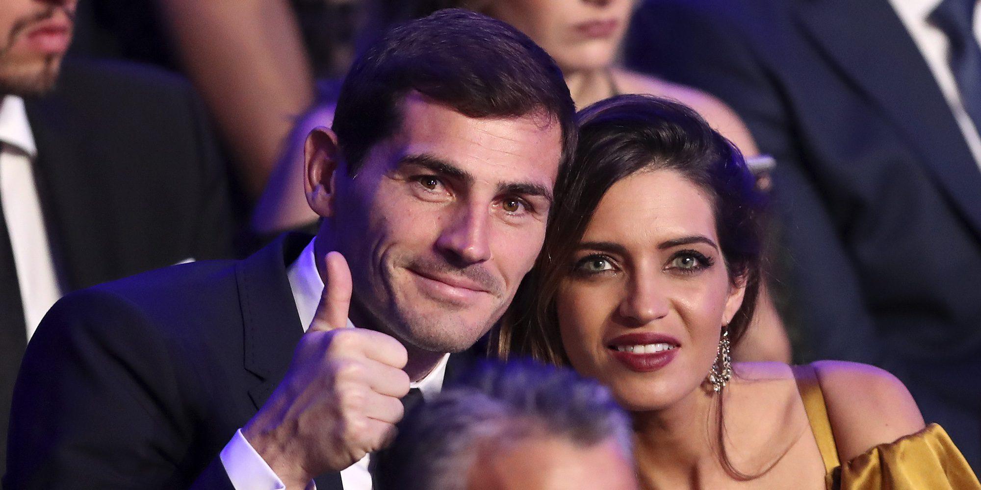 Sara Carbonero e Iker Casillas disfrutan de un paseo romántico y dominguero
