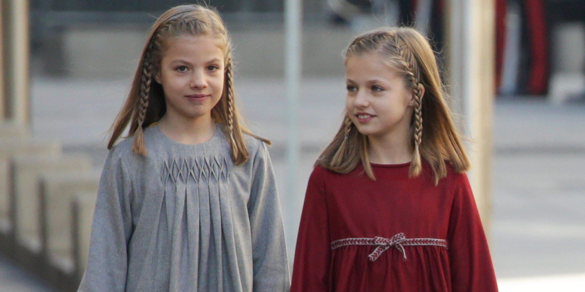 La Princesa Leonor y la Infanta Sofía, fans de 'Star Wars: Los últimos Jedi'