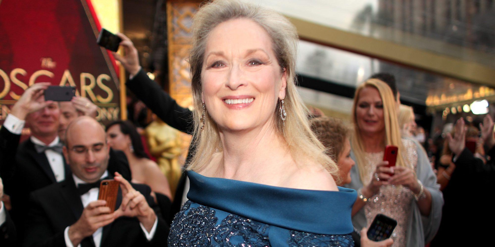 """Meryl Streep contesta a Rose McGrowan:""""No conocía los crímenes de Weinstein"""""""