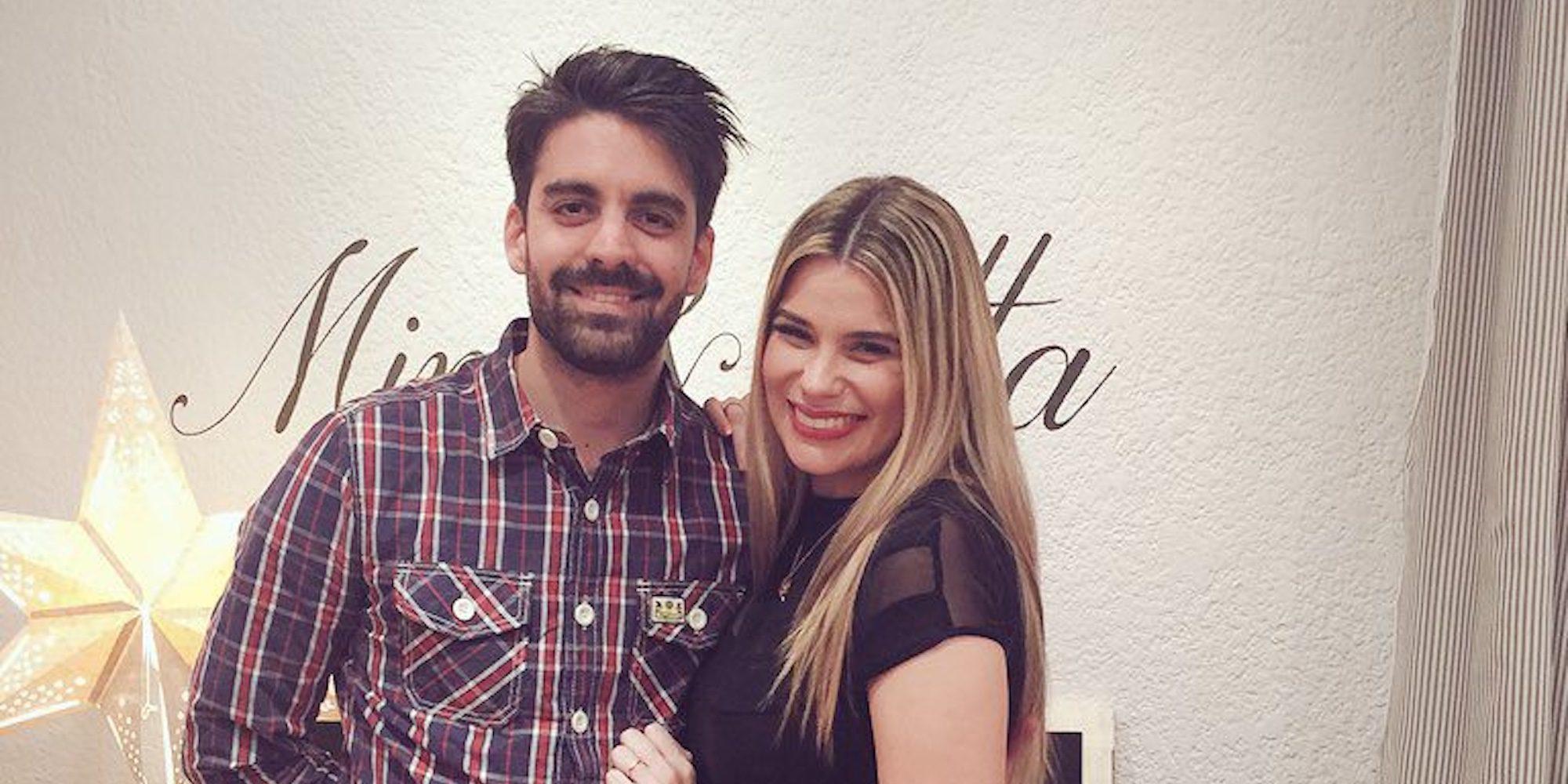 María Lapiedra confirma su ruptura con Mark Hamilton