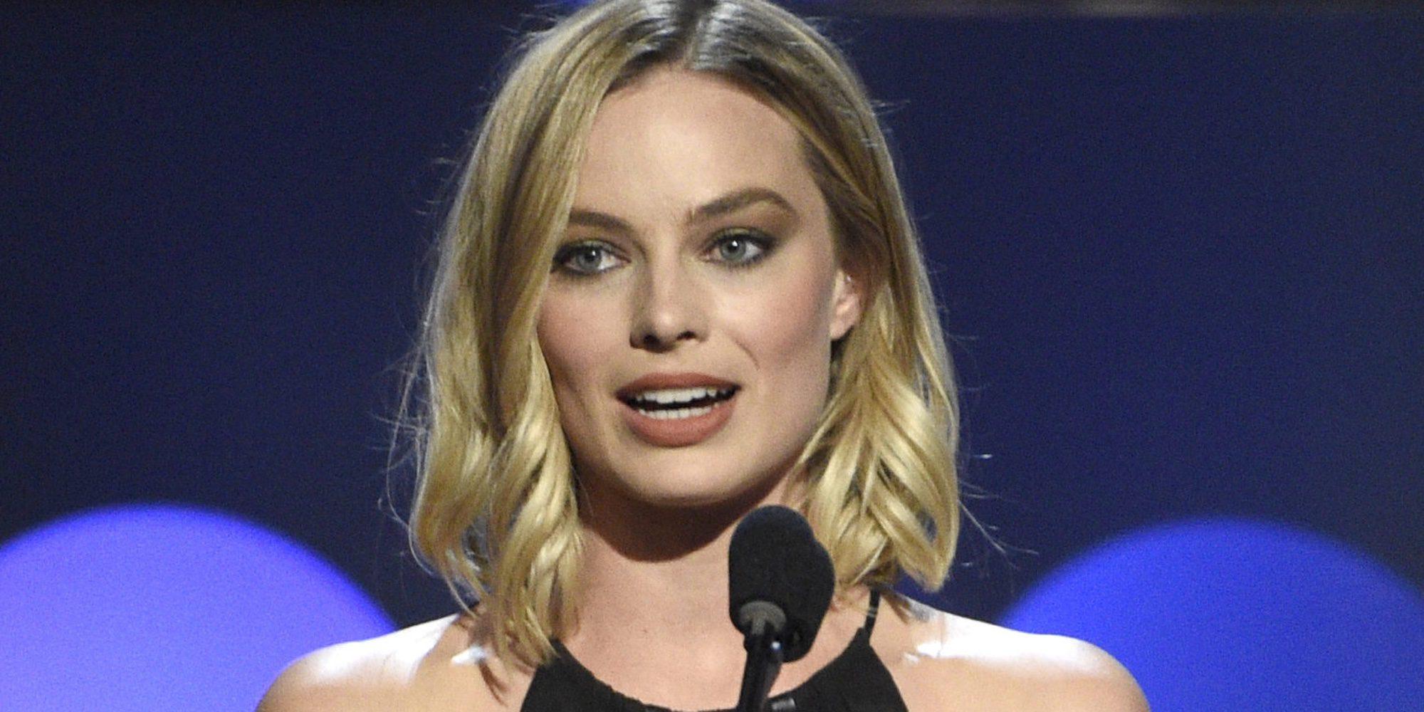 """La asombrosa revelación de Margot Robbie: """"Me encontré un pie en una playa de Nicaragua"""""""