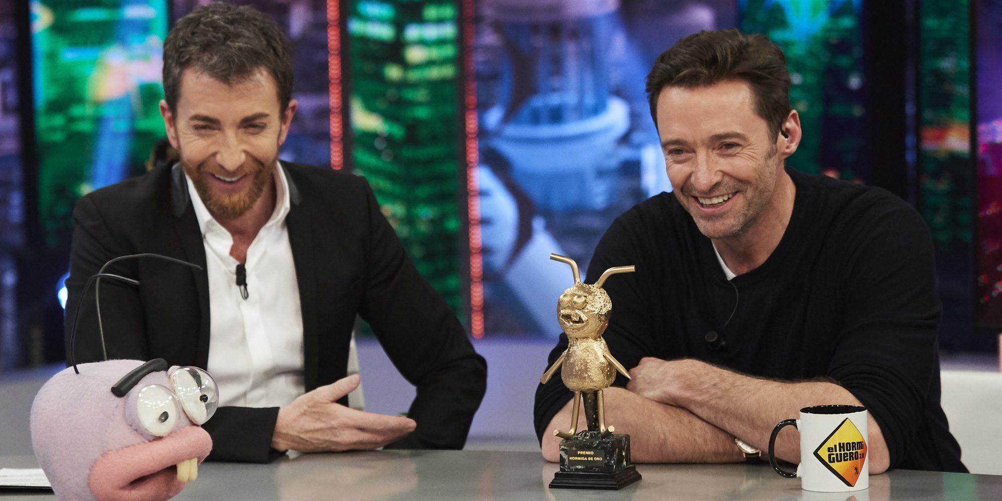 """Hugh Jackman en 'El Hormiguero': """"Le he salvado la vida a Zac Efron"""""""