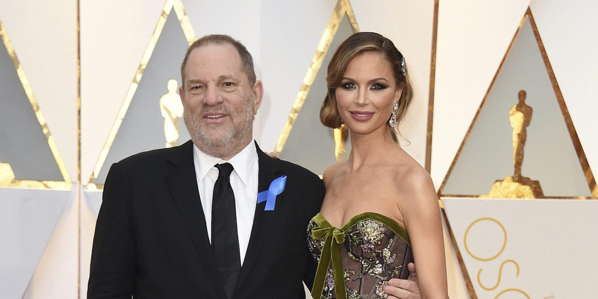 Harvey Weinstein pagará más de 12 millones de dólares a su exmujer por el divorcio