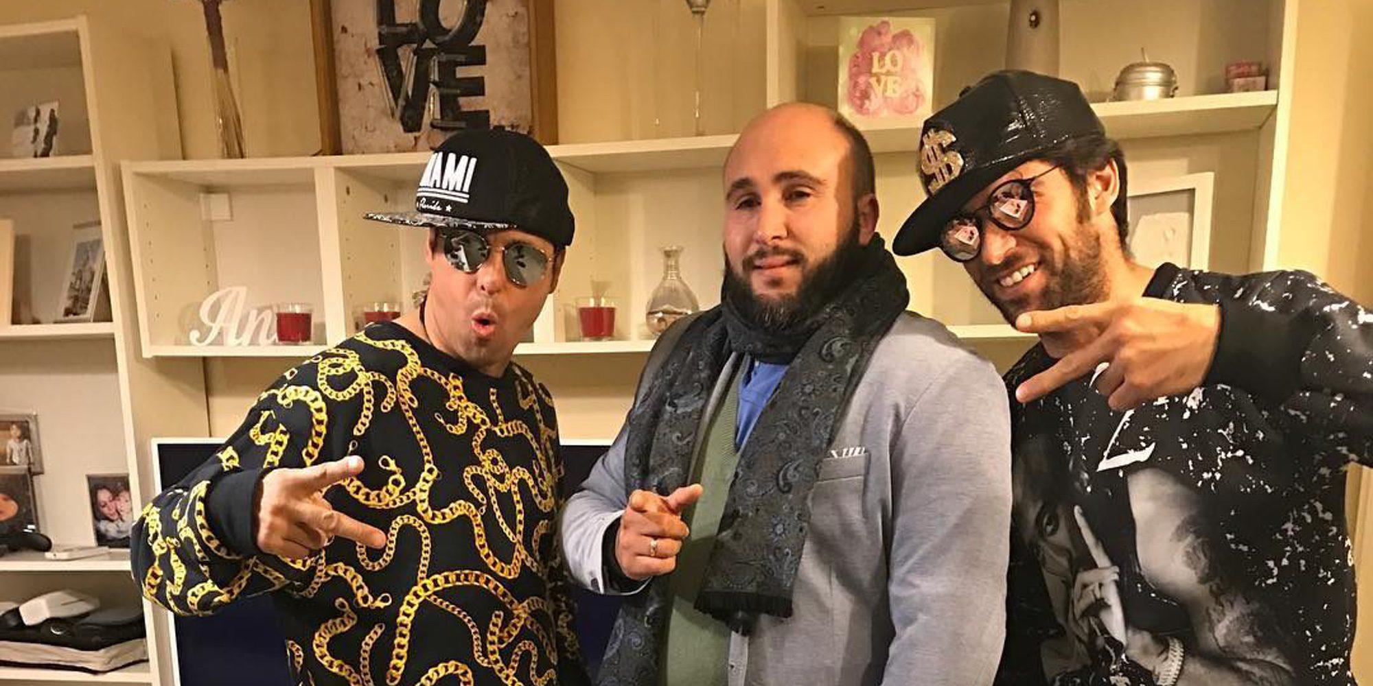 Kiko Rivera pasa la Navidad junto a sus hermanos Cayetano y Fran Rivera