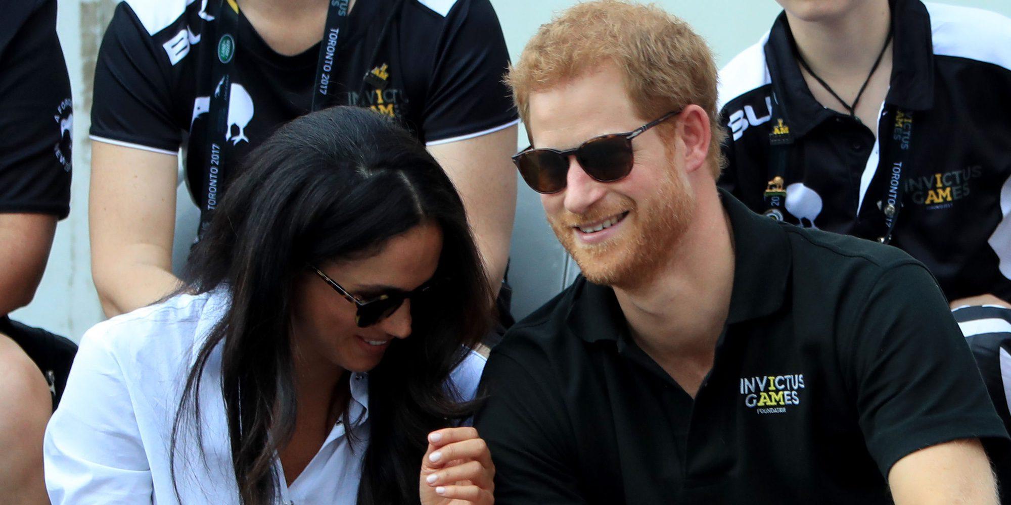 La Familia Real Británica, encantada de haber acogido como una más a Meghan Markle en Navidad