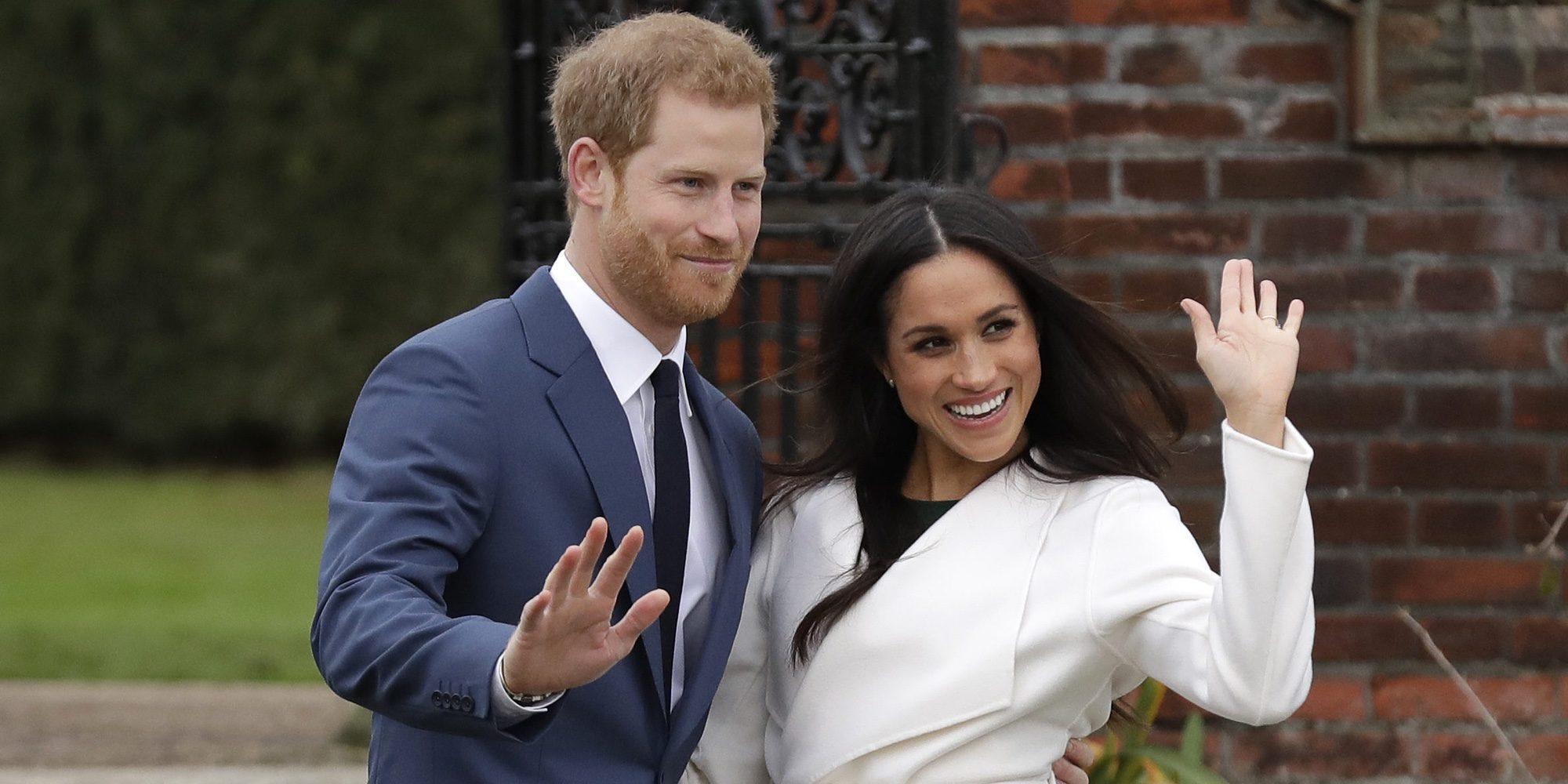 El Gobierno británico no quiere que el Príncipe Harry y Meghan Markle inviten a los Obama a su boda