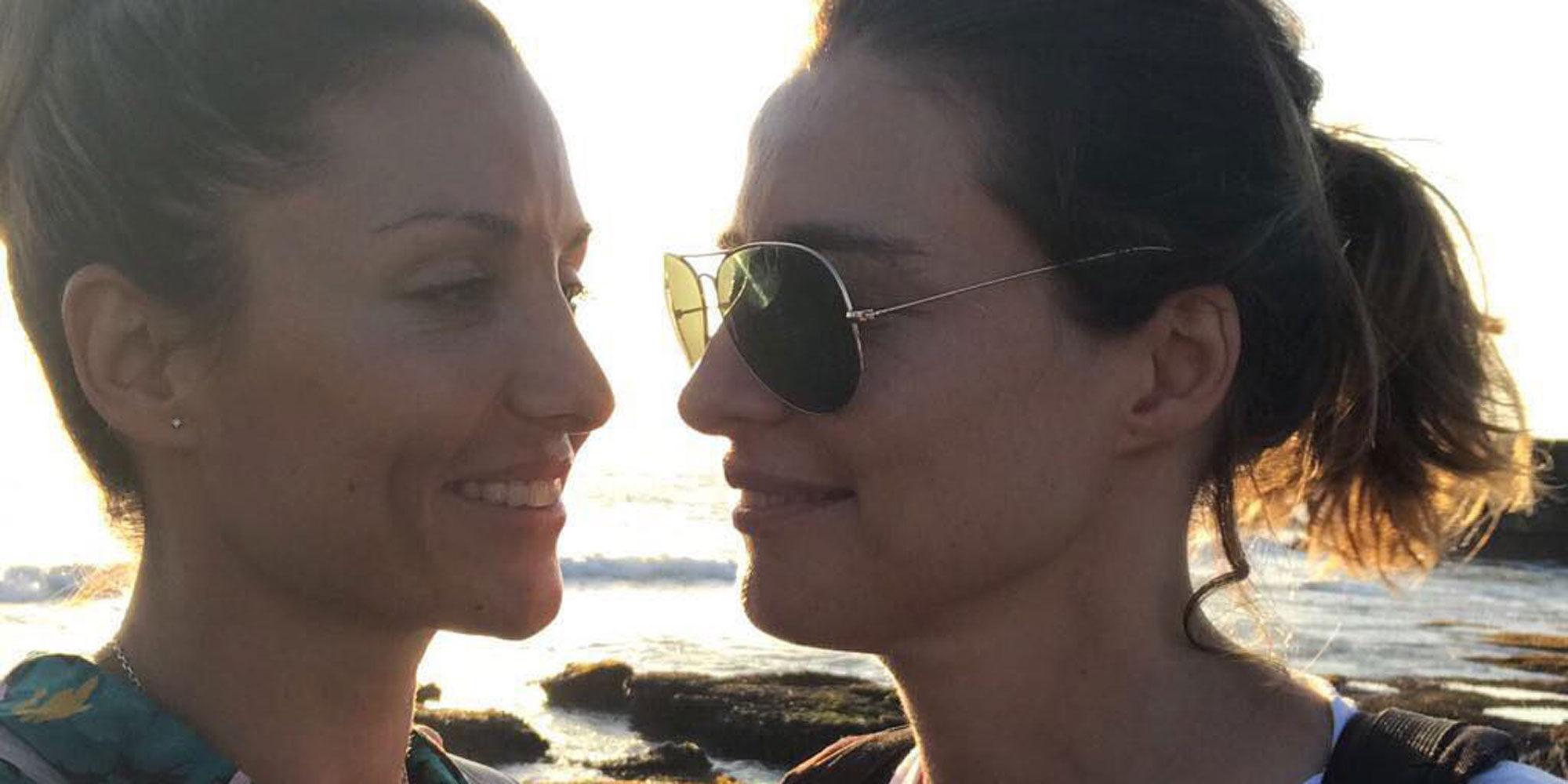 """Sandra Barneda y Nagore Robles se preparan para un 2018 plagado de amor: """"Quiero vivir todo contigo"""""""