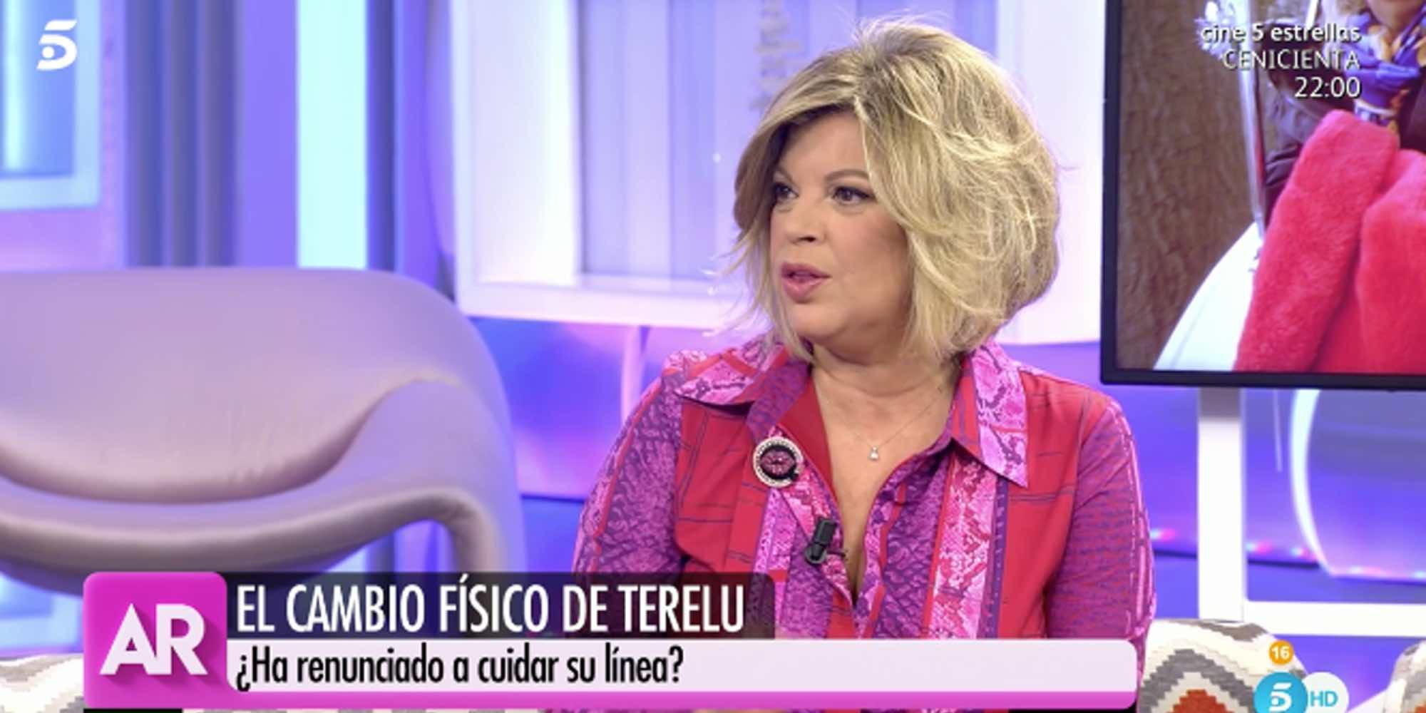 Así contesta Terelu Campos a si se someterá a una liposucción en 'Las Campos'
