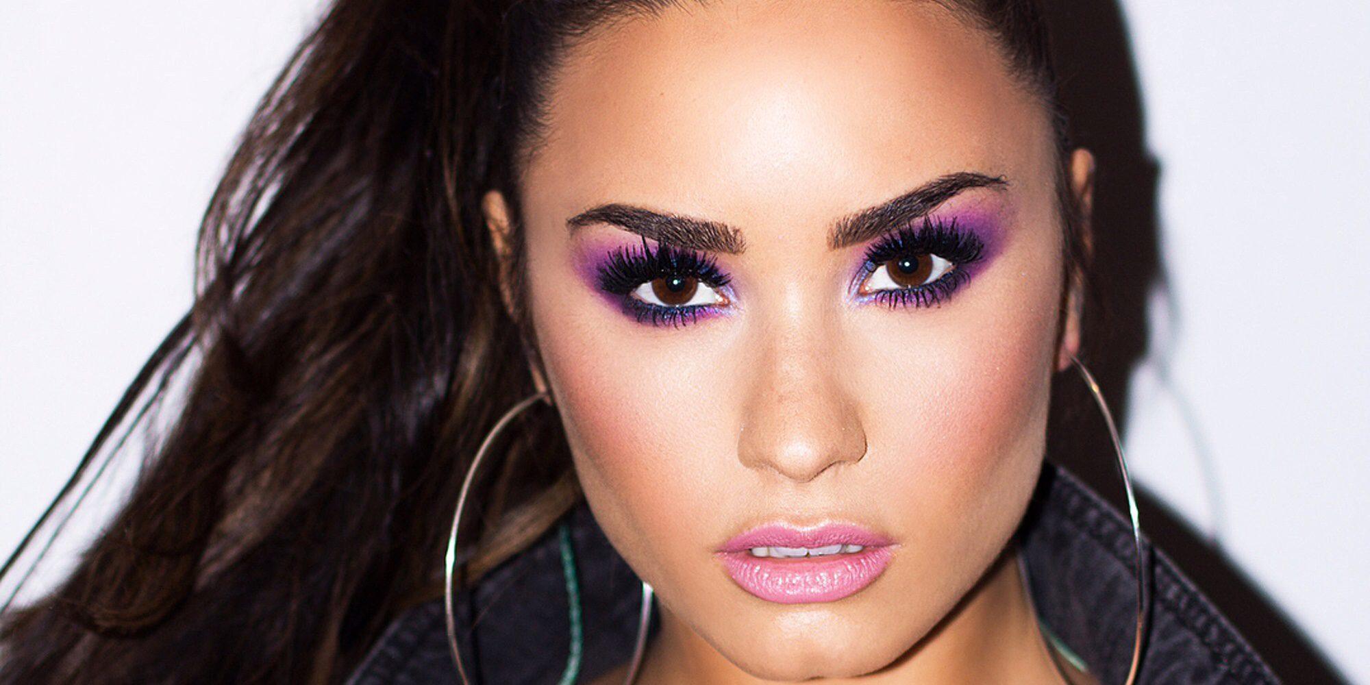 """Demi Lovato empieza 2018 con optimismo y luciendo figura: """"He decidido aprender a amar tu cuerpo como es"""""""