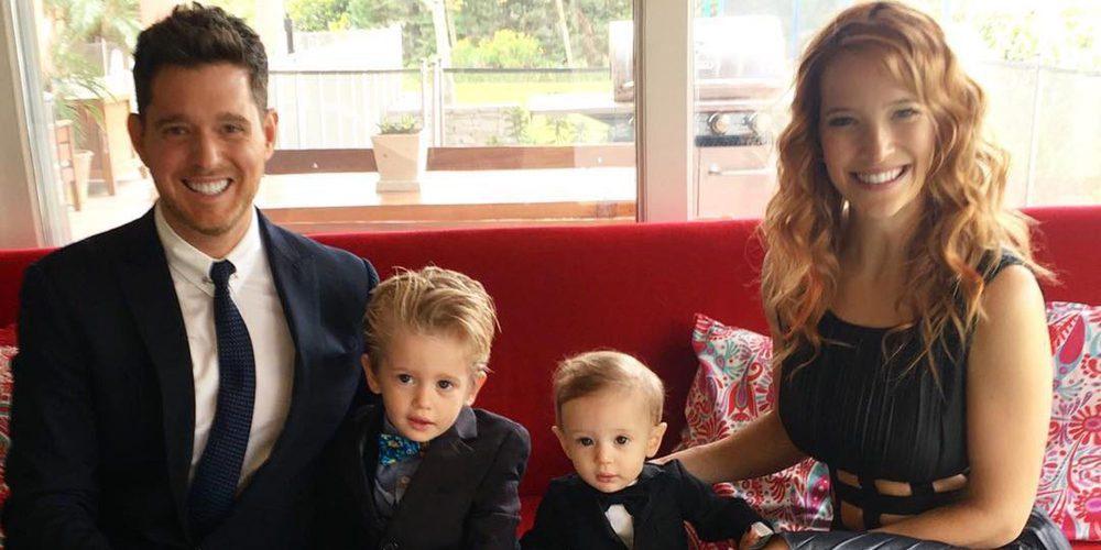 Michael Bublé y Luisana Lopilato esperan su tercer hijo