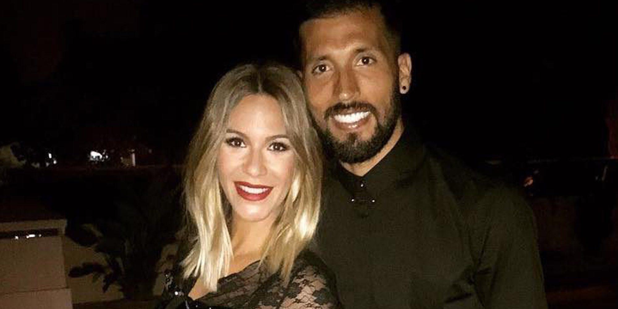 Tamara Gorro celebra el primer mes de vida de su hijo Antonio