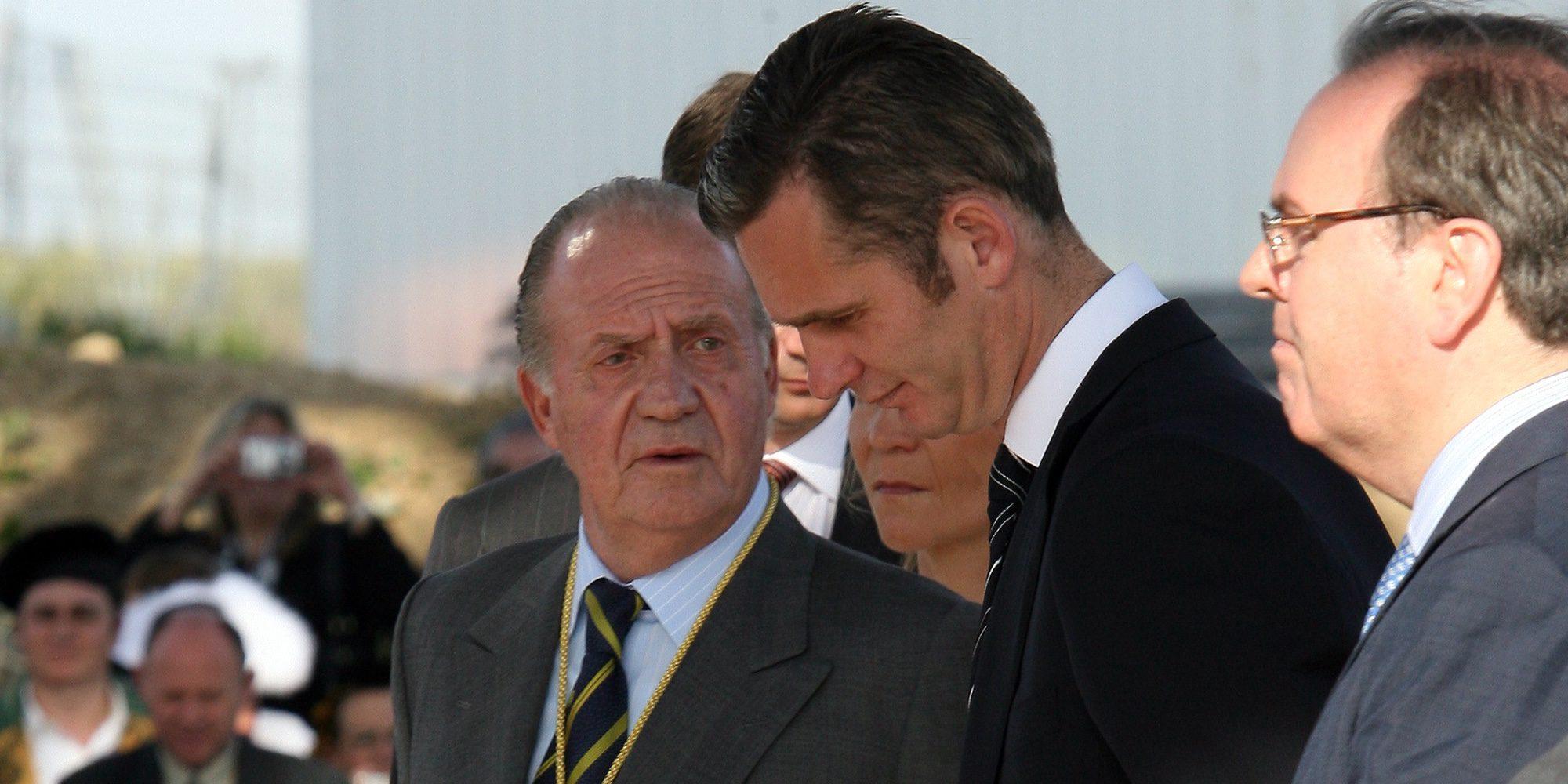 El Rey Juan Carlos, el invitado inesperado en el 50 cumpleaños de Iñaki Urdangarin