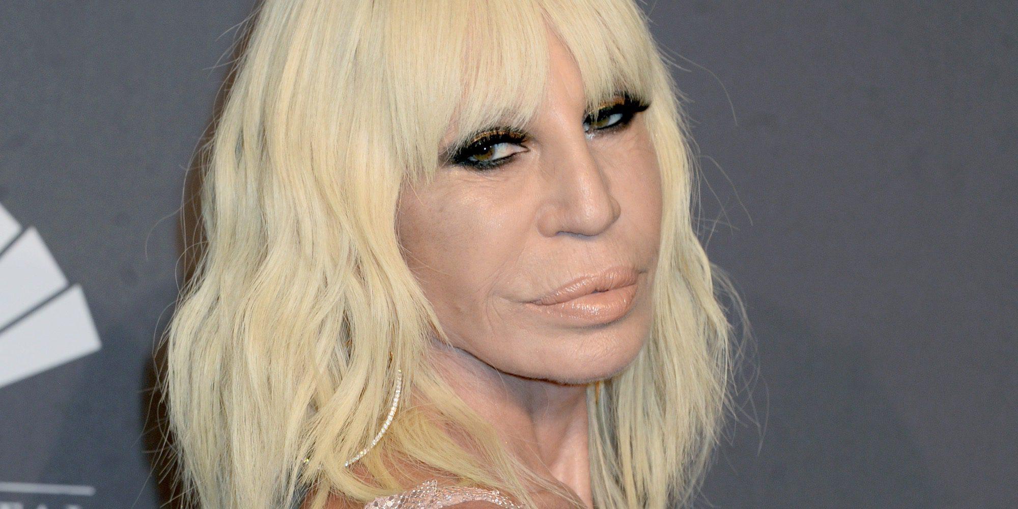 Donatella Versace termina con los rumores de conflicto con Penélope Cruz por 'American Crime Story'