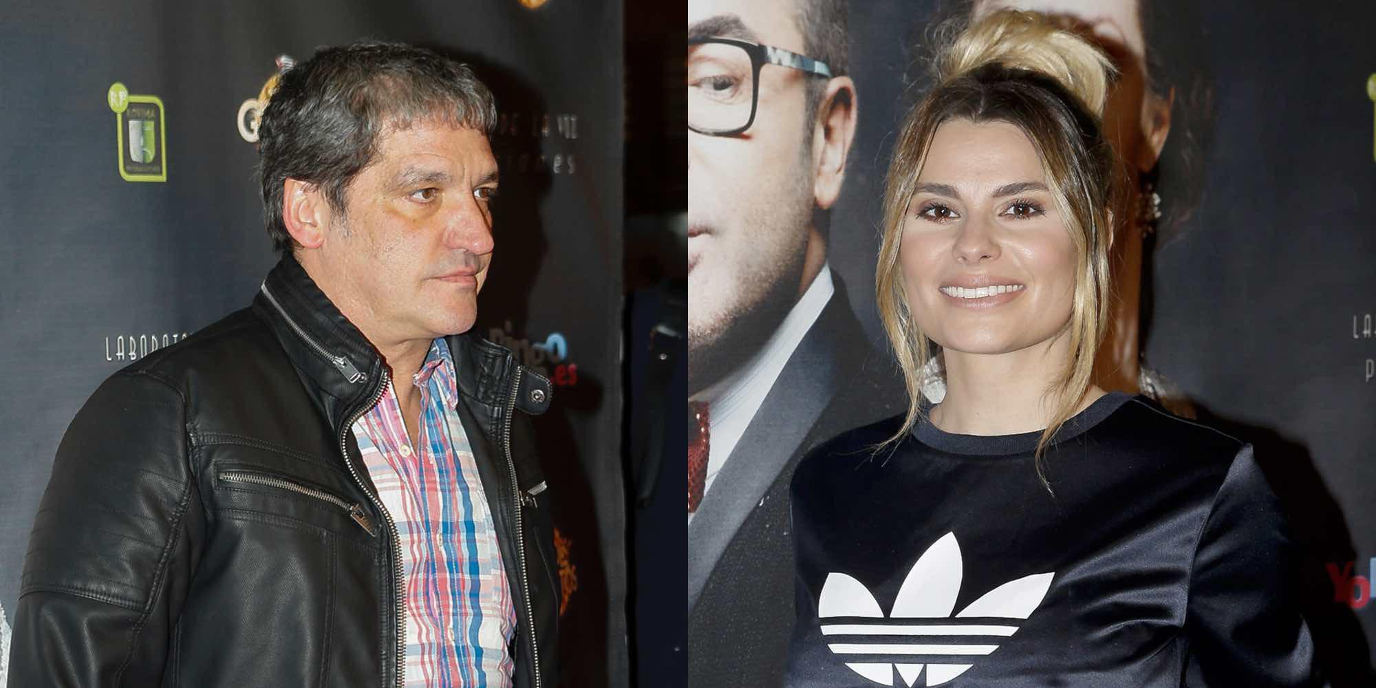 Gustavo González y María Lapiedra, juntos pero no revueltos con los 'Grandes éxitos' de Jorge Javier Vázquez