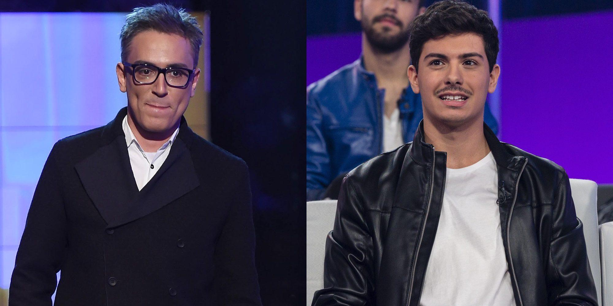 """El feo comentario de Kiko Hernández sobre Alfred ('OT 2017'): """"Cantaba peor que Chayo Mohedano"""""""