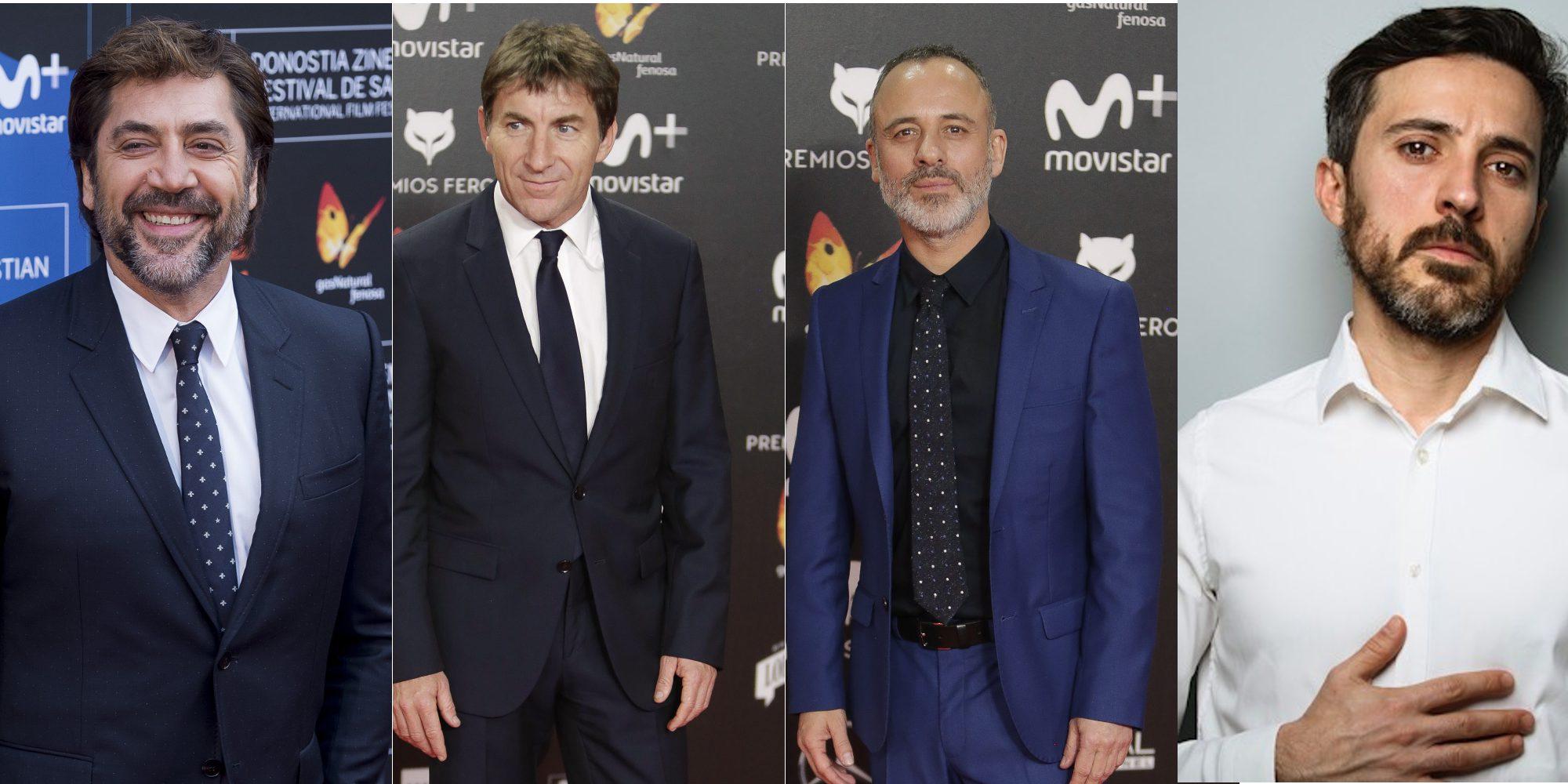 Javier Gutiérrez, Antonio de la Torre, Javier Bardem y Andrés Gertrúdix ¿quién ganará el Goya al Mejor Actor?