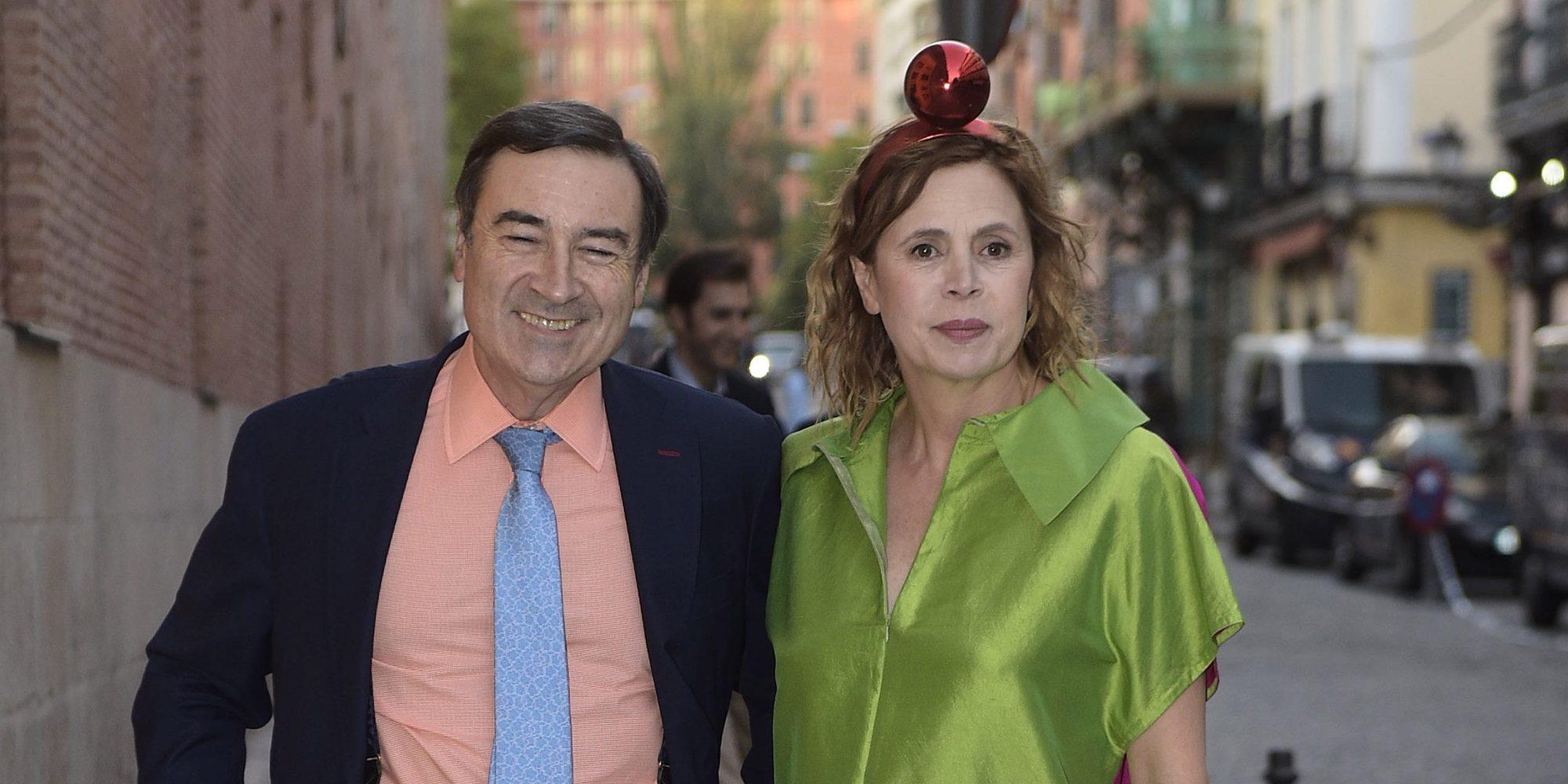 La políticamente correcta respuesta de Pedro J. Ramírez al 'Deluxe' de Ágatha Ruiz de la Prada