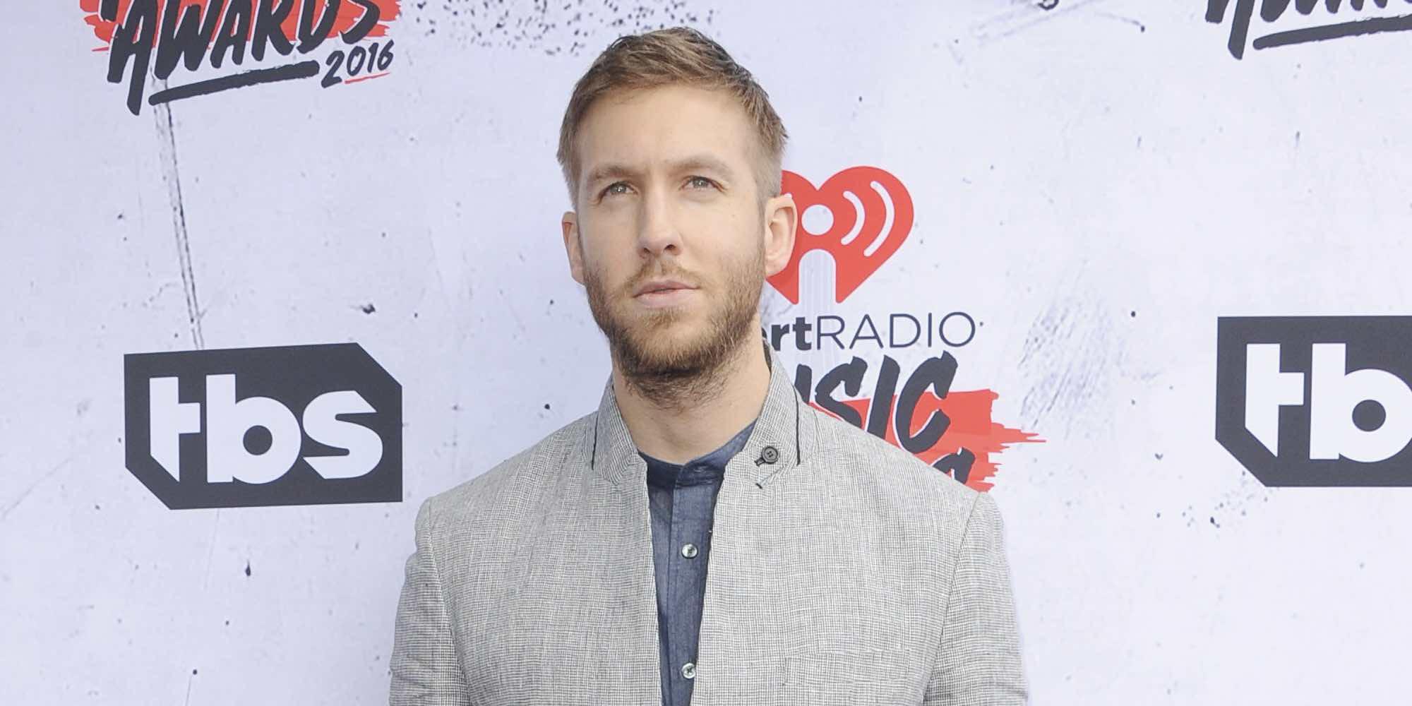 La razón por la que Calvin Harris decidió que si se dejaba mucha barba cumpliría su sueño