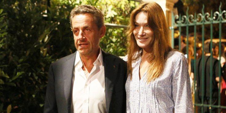 5 momentos que han marcado la romántica relación entre Nicolas Sarkozy y Carla Bruni