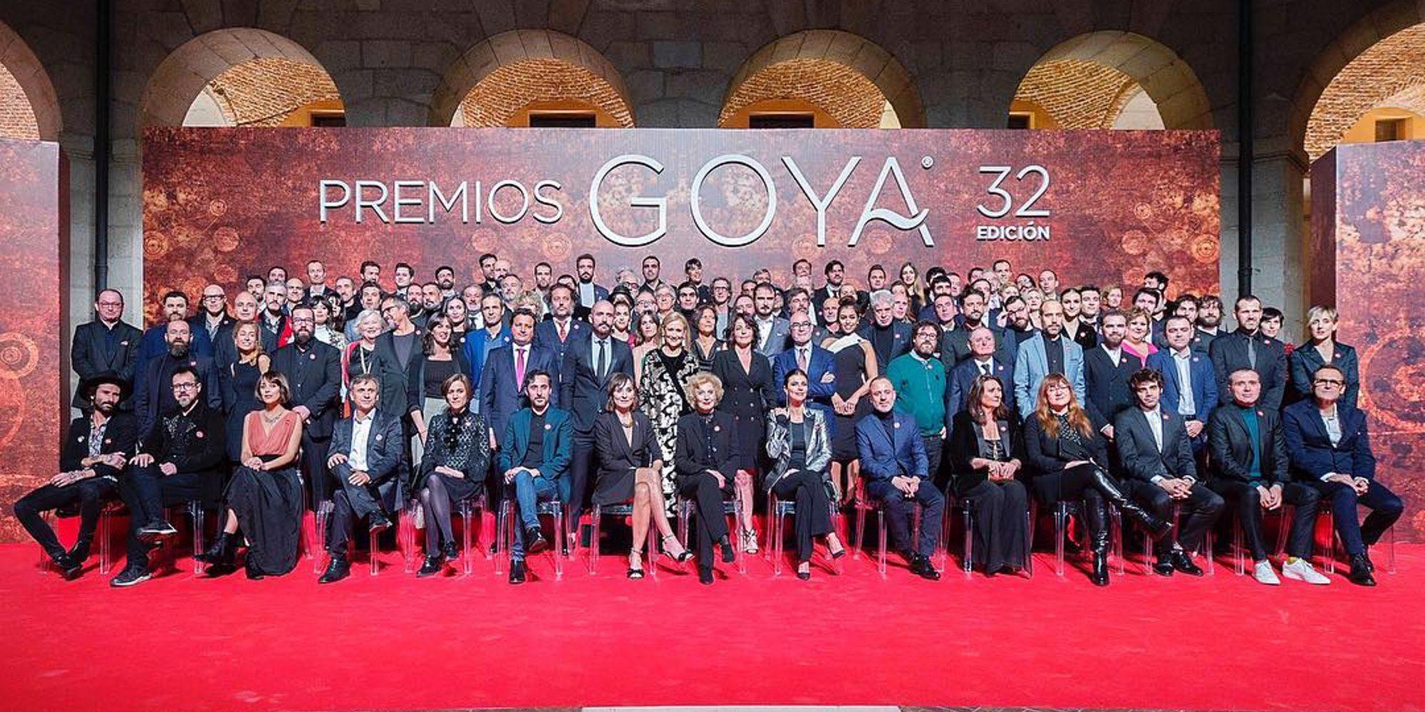 Los Premios Goya 2018 denunciarán la desigualdad de género a través de unos abanicos rojos