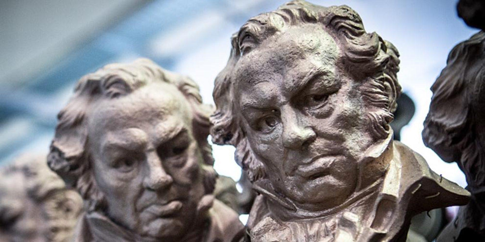 Lista de ganadores de los Premios Goya 2018