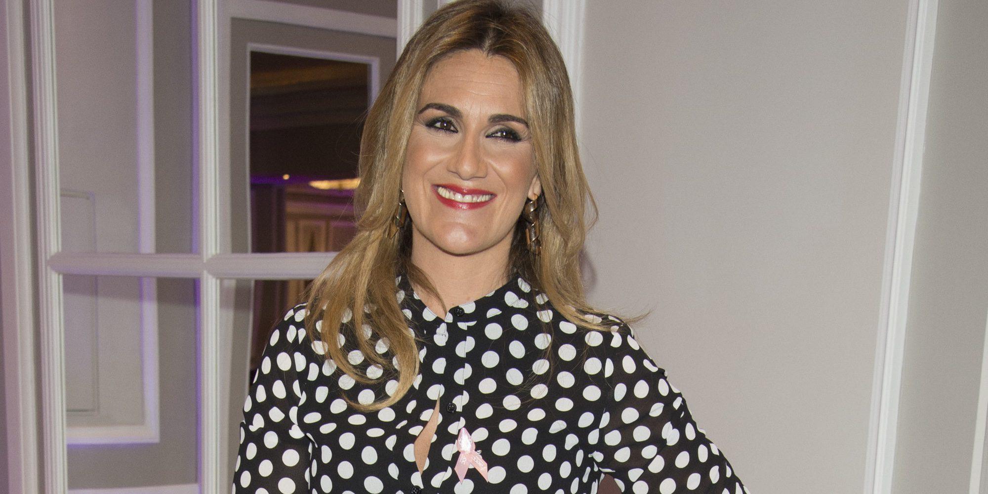 """Carlota Corredera recuerda su época con sobrepeso: """"No hay ni trampa ni cartón, ni golpes de bisturí"""""""