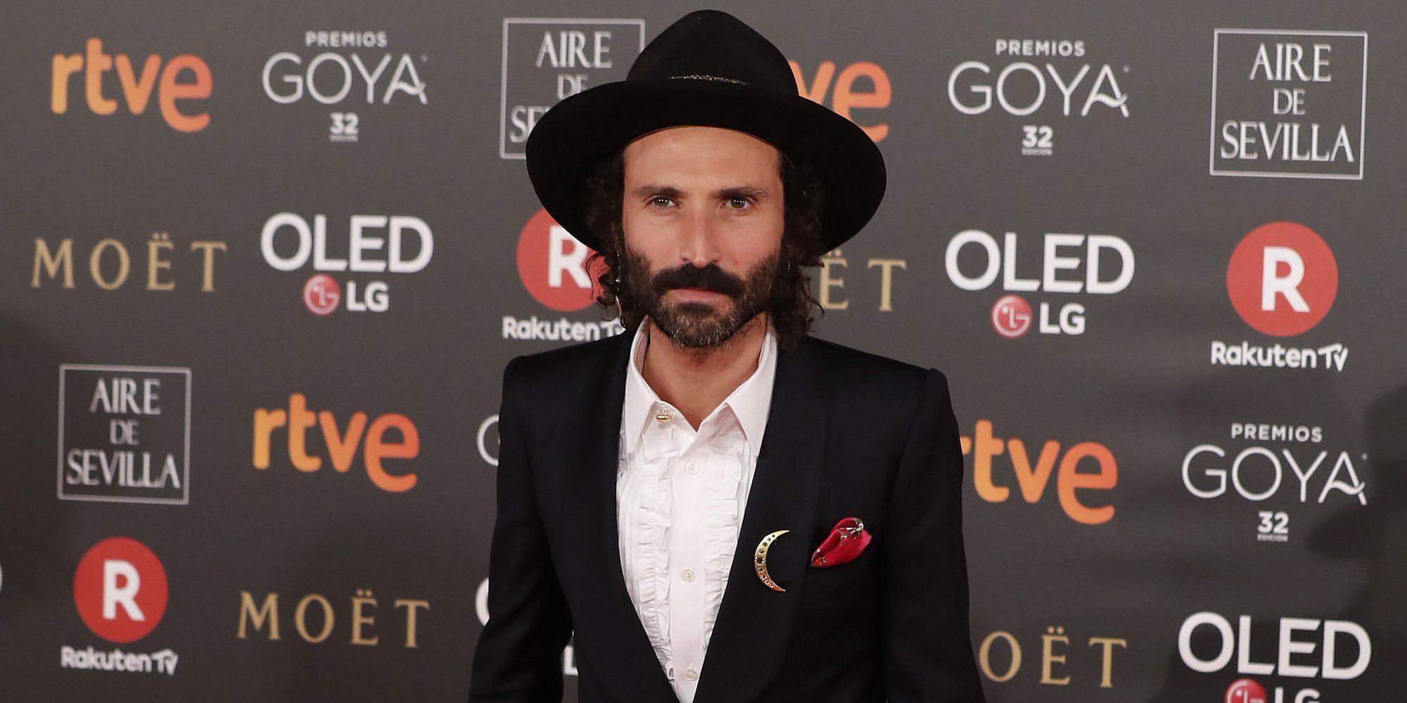 Leiva dedica su Goya 2018 a Mejor Canción por 'La llamada' a su novia Macarena García