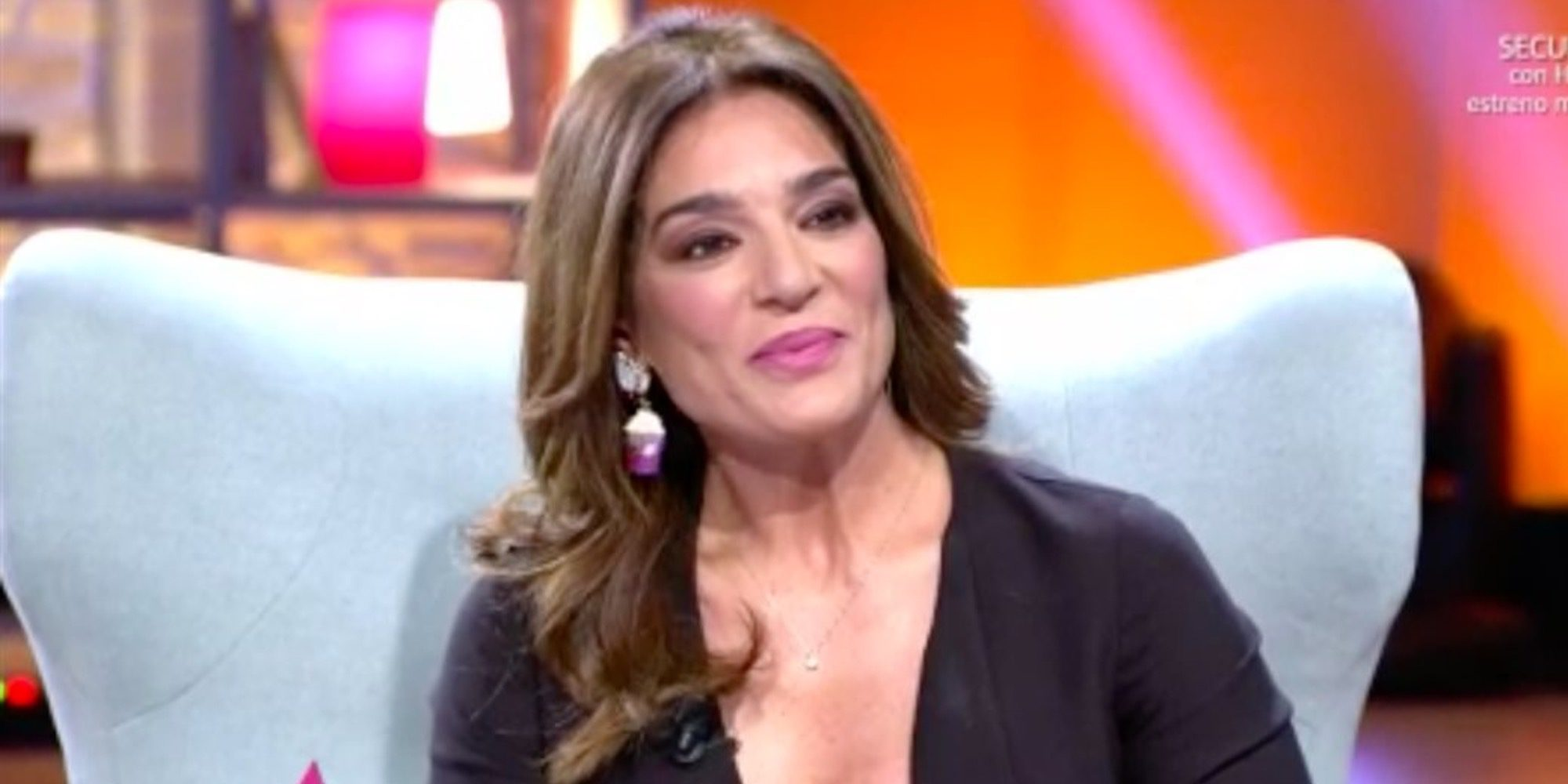 Raquel Bollo vuelve a la televisión como colaboradora en 'Viva la vida'