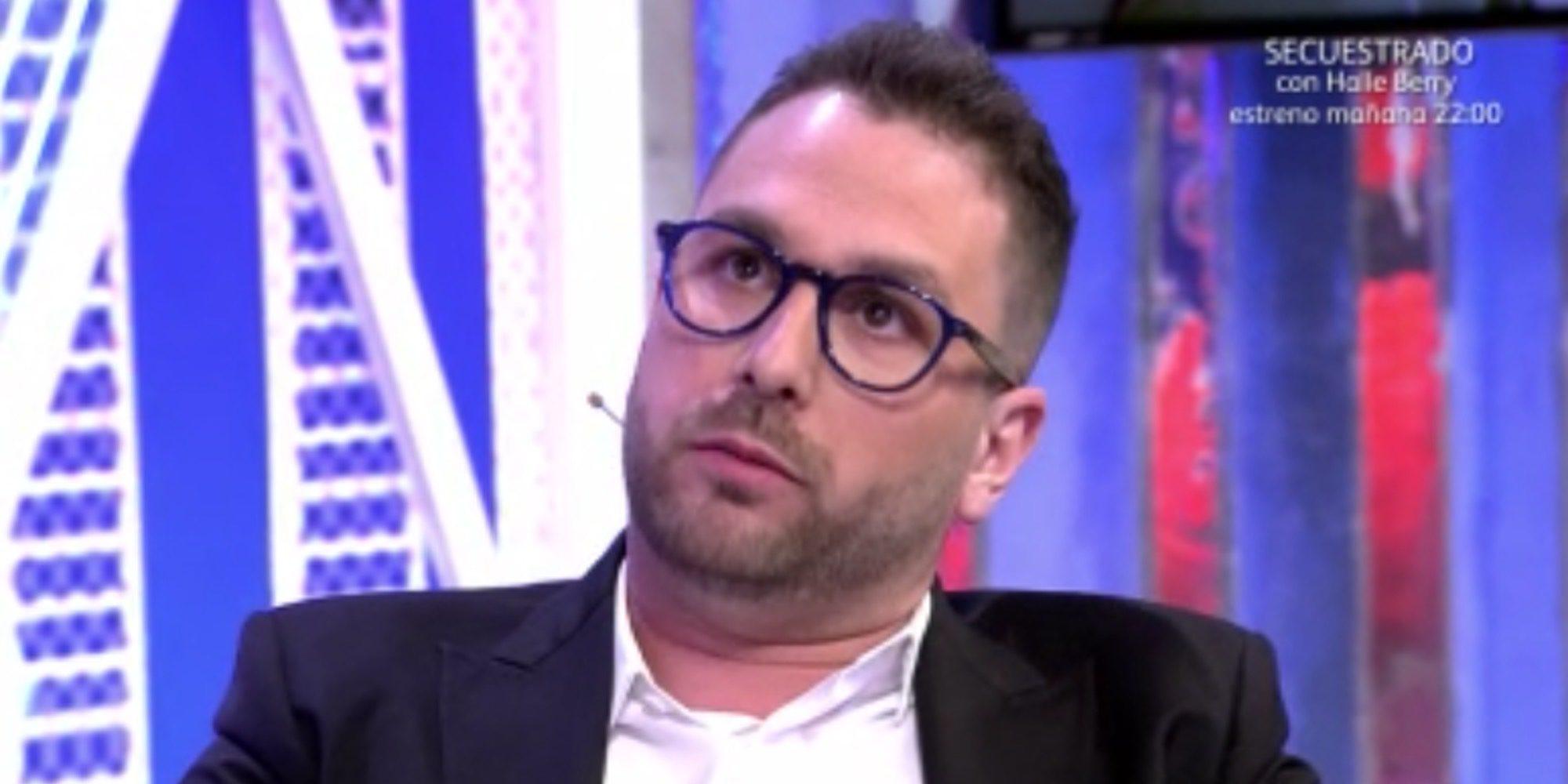 Jordi Martín confiesa haber estado enganchado a las drogas en 'Sábado Deluxe'