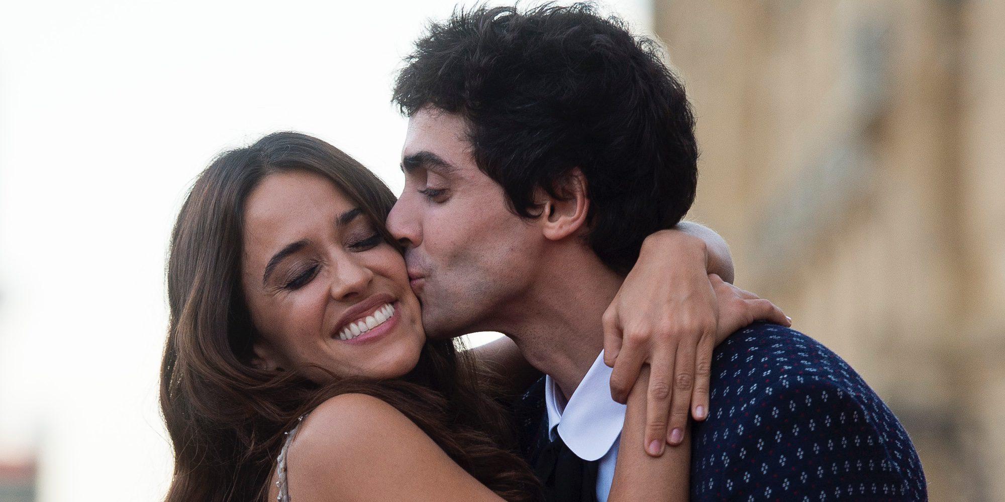 Así son y así se llevan Macarena García y Javier Ambrossi, dos hermanos de cine