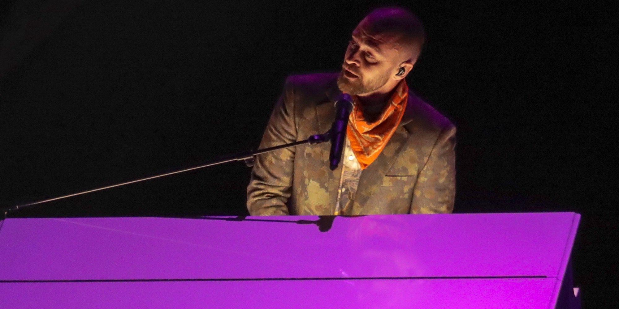 Justin Timberlake, a dúo con Prince en la Super Bowl 2018 donde toda Minneapolis se tiñó de púrpura