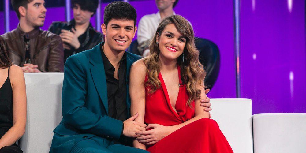 Las bonitas palabras de Amaia a Alfred tras convertirse en ganadora de 'OT 2017'