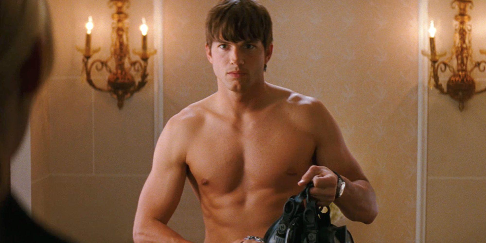 Los 5 momentos más sexys de Ashton Kutcher