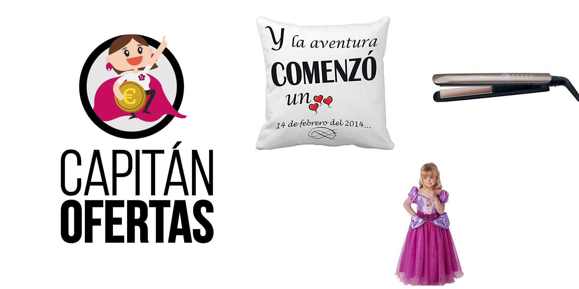 Las mejores ofertas en disfraces infantiles y regalos para San Valentín