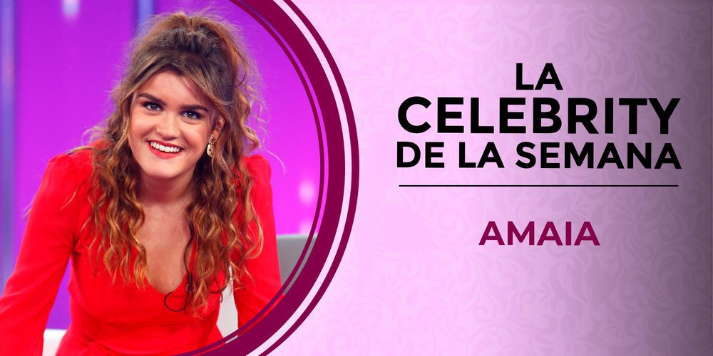 Amaia Romero se convierte en la celebrity de la semana por ser la flamante ganadora de 'OT 2017'