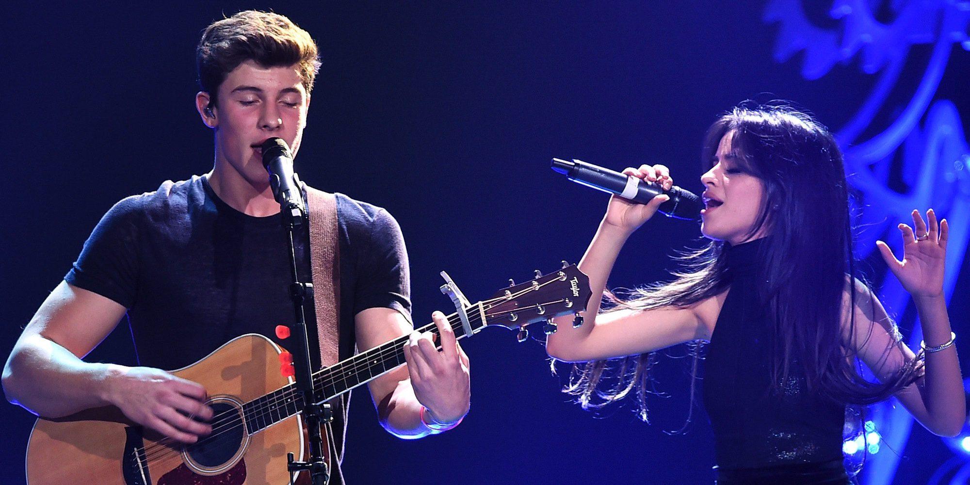 Shawn Mendes y Camila Cabello se muestran de lo más cariñosos en Nueva York desatando rumores de relación